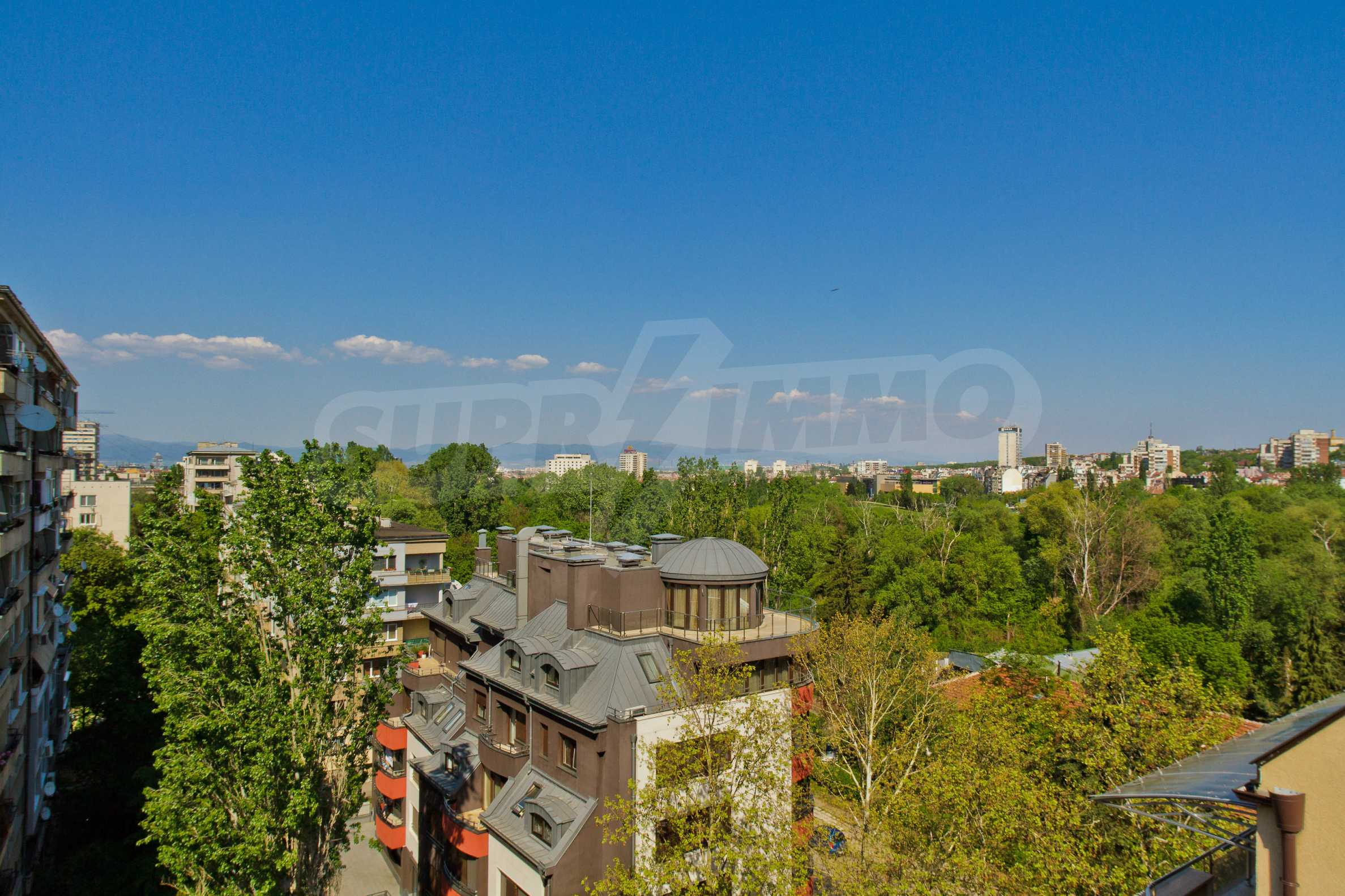 Large apartment in Ivan Vazov District 26