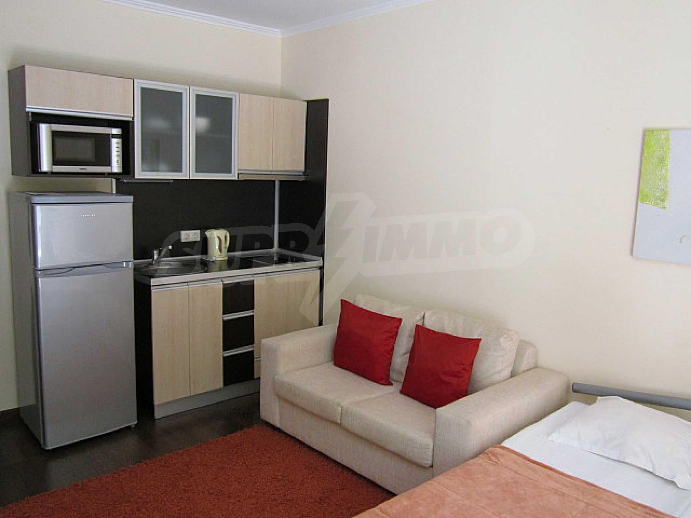Wohnung in Goldstrand 8