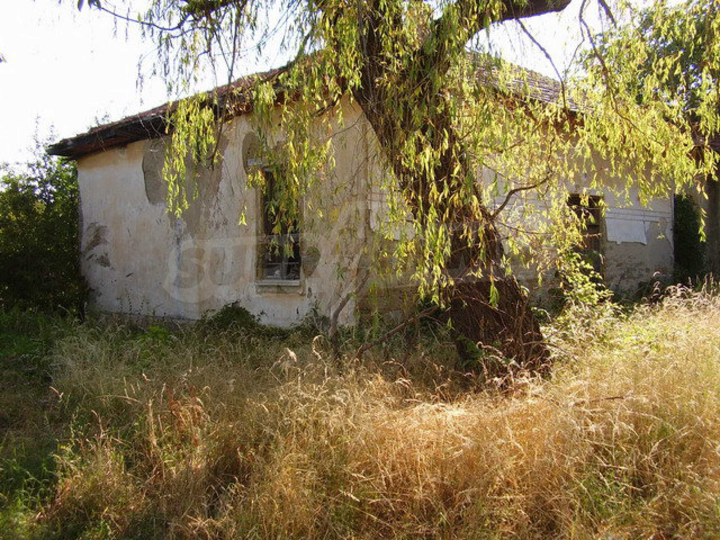 Former school yard in a small village in close proximity to lovely town Tryavna 1