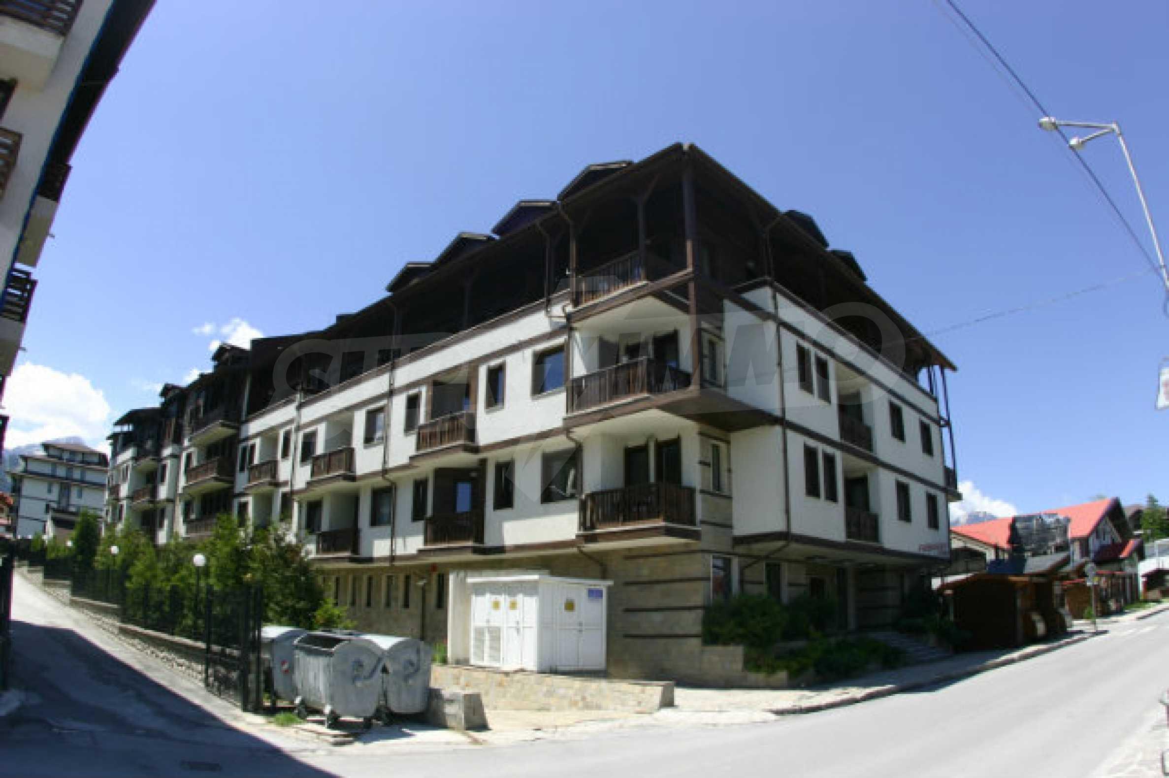 Ein-Zimmer-Wohnung in Fortuna Complex