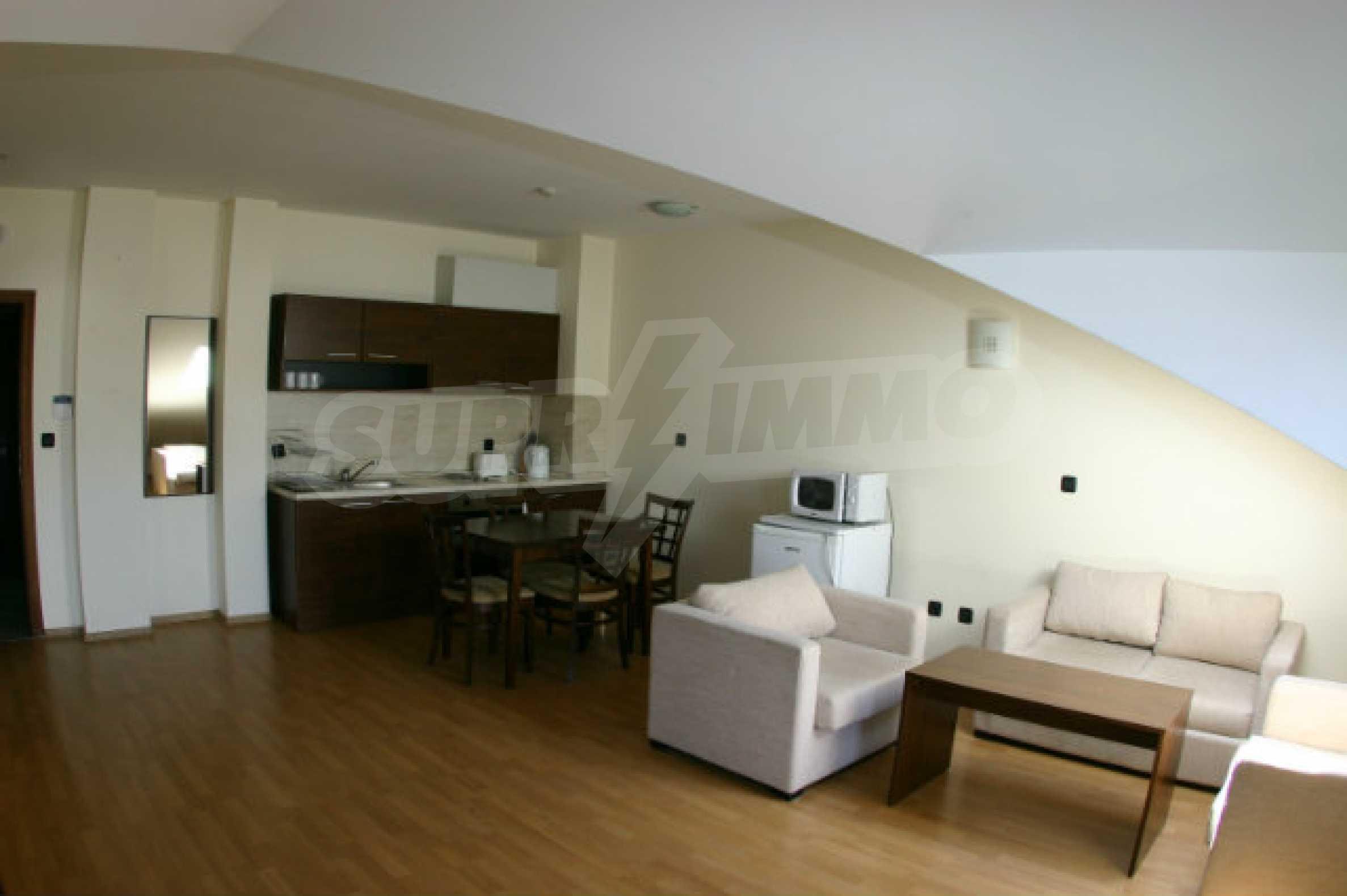 Ein-Zimmer-Wohnung in Fortuna Complex 6