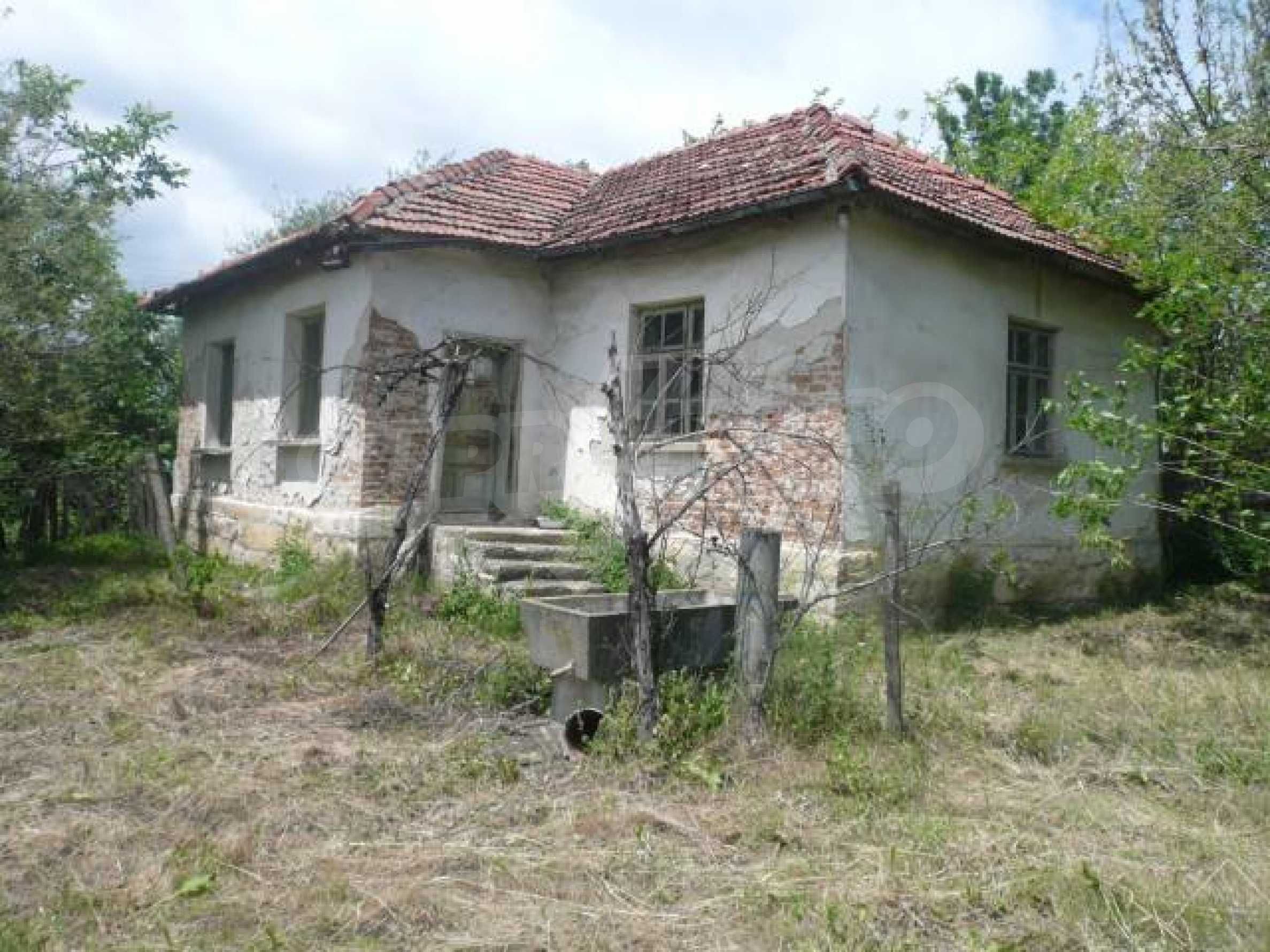 Cheap house near Vidin