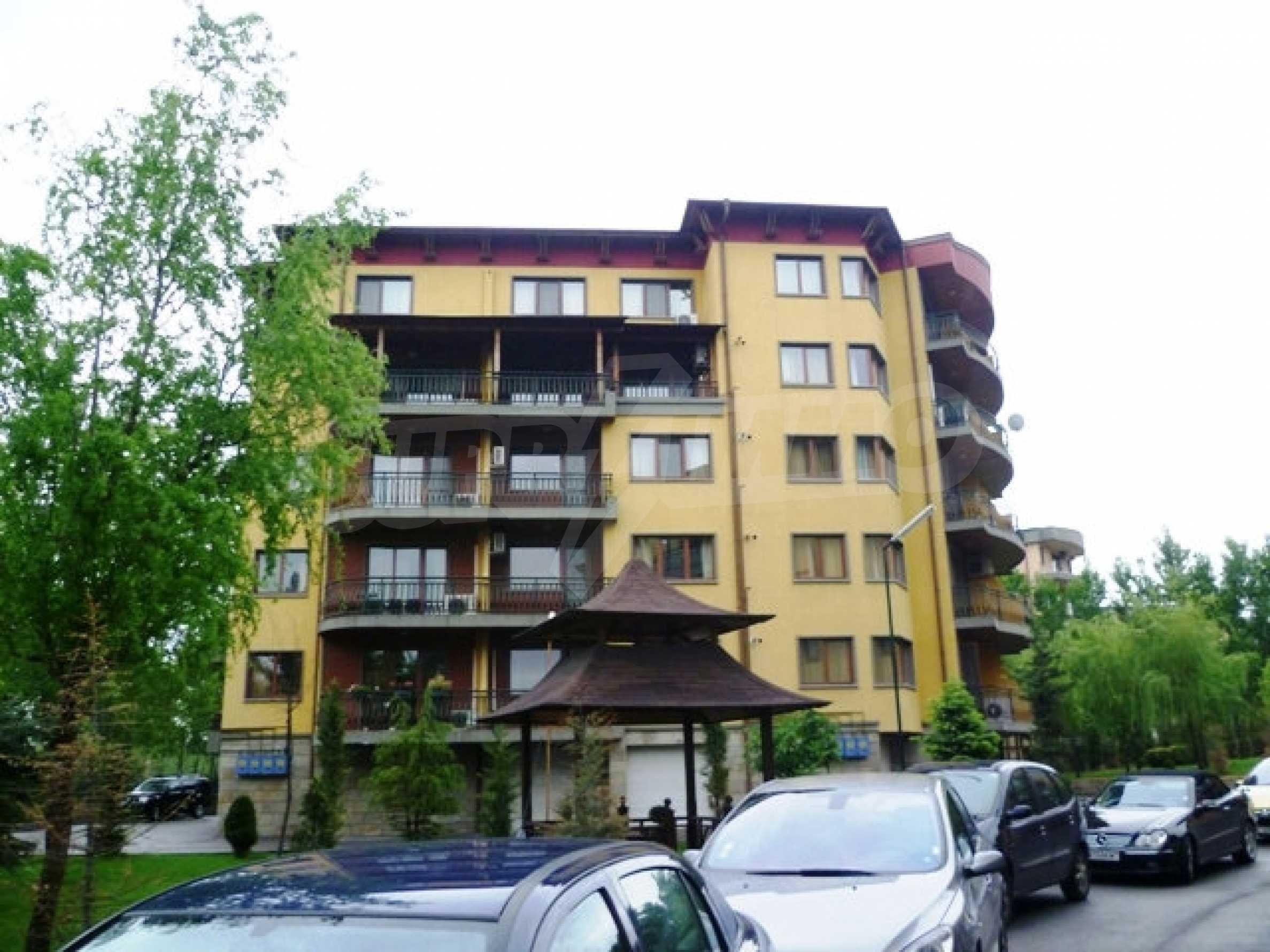 """Zwei-Zimmer-Wohnung mit Garage in Wohnanlage """"Maxi"""" 22"""