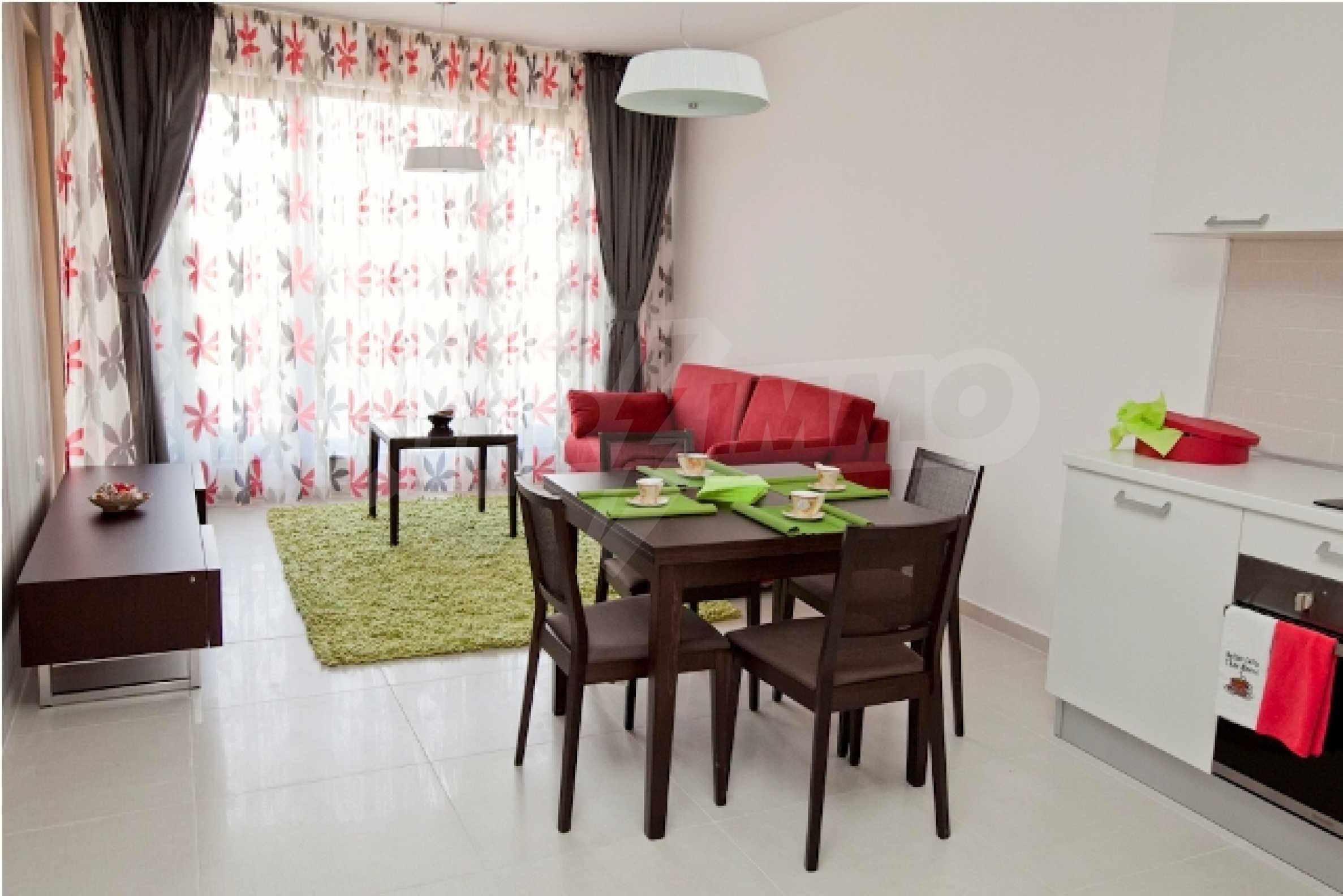 Wohnung in St.St. Constantine und Helena 40