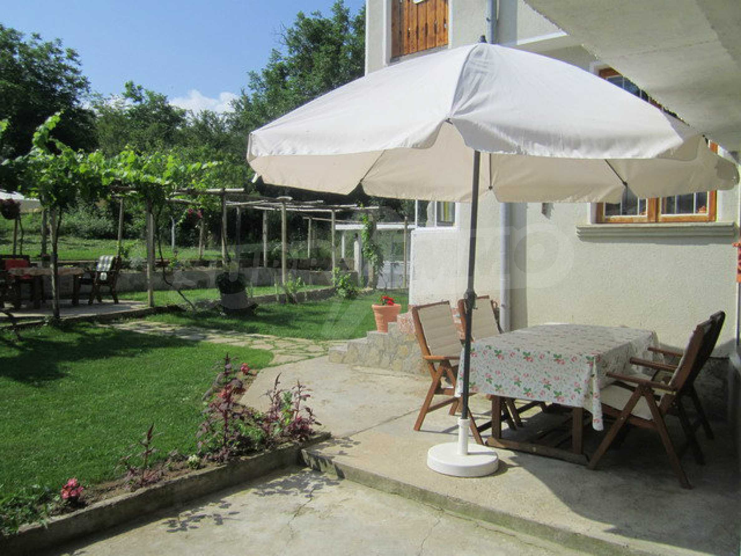 Spacious, fully furnished and extremely high quality property with well maintained garden in a village 20 km. from Veliko Tarnovo 29