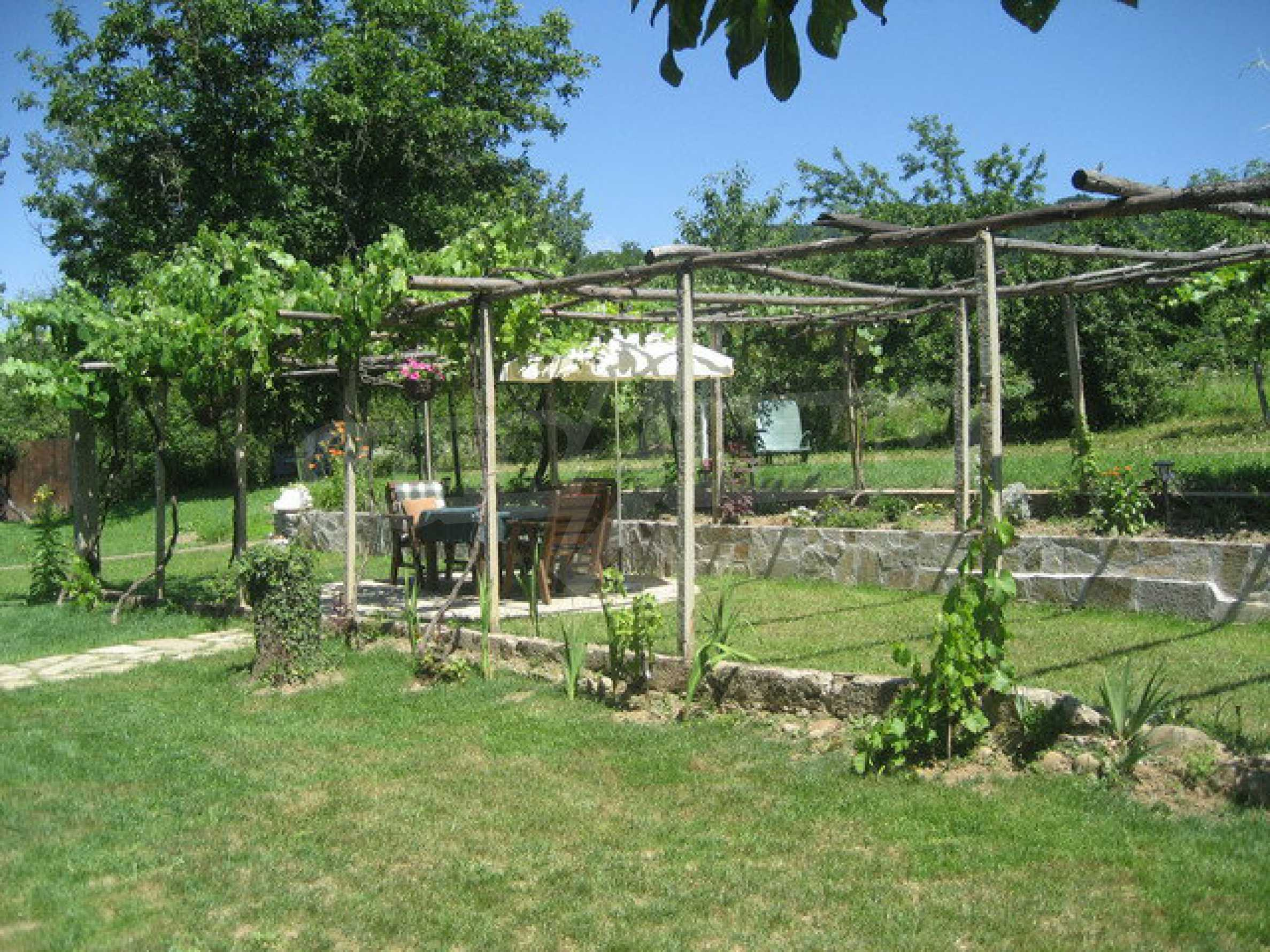 Spacious, fully furnished and extremely high quality property with well maintained garden in a village 20 km. from Veliko Tarnovo 34