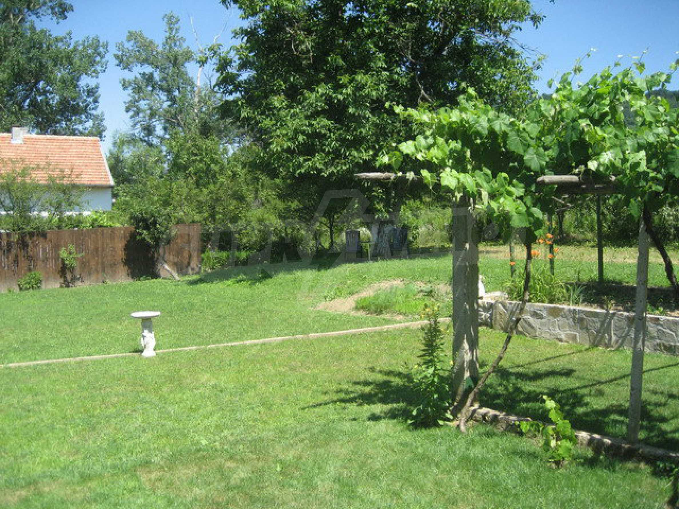 Spacious, fully furnished and extremely high quality property with well maintained garden in a village 20 km. from Veliko Tarnovo 67