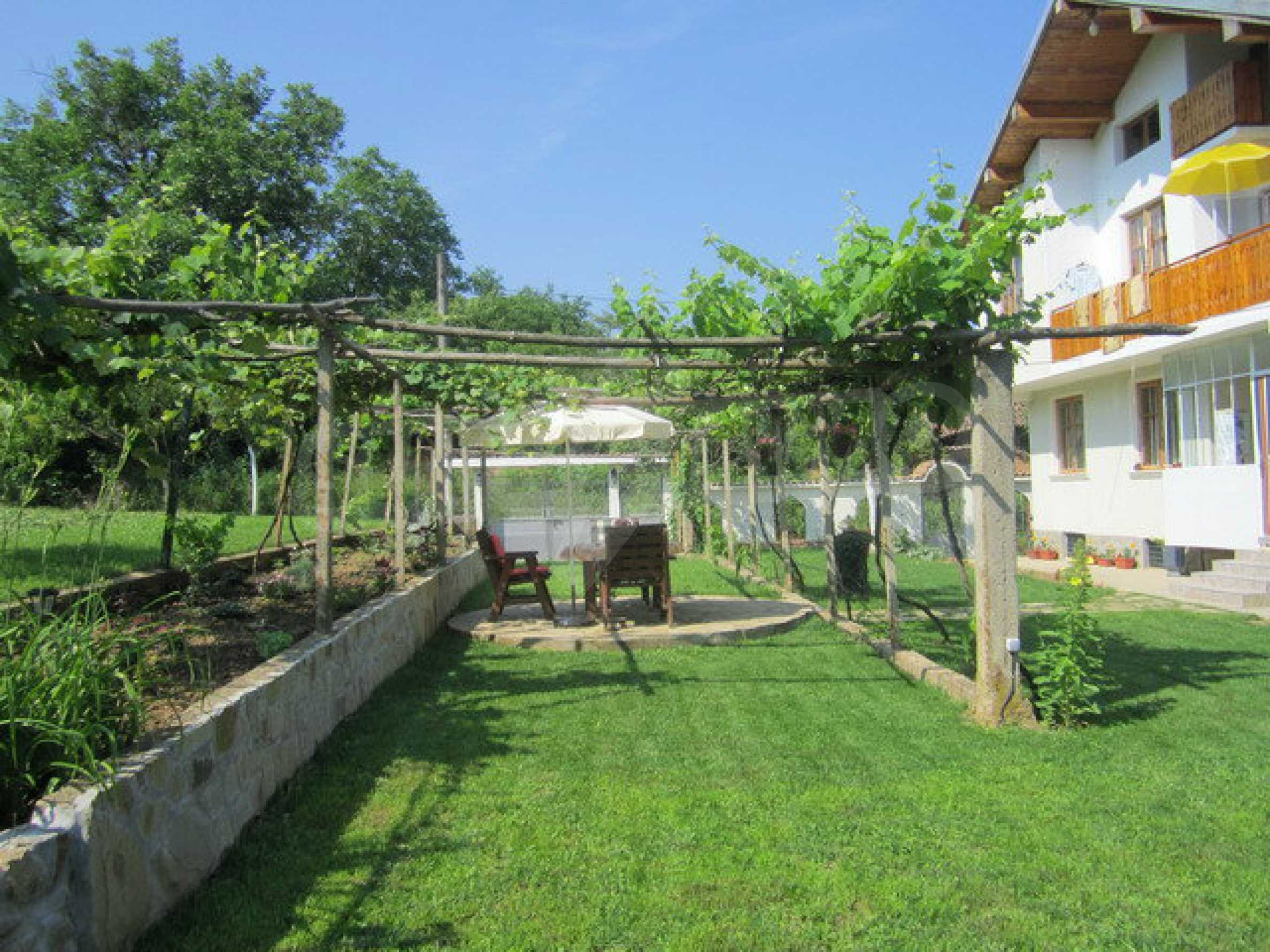 Spacious, fully furnished and extremely high quality property with well maintained garden in a village 20 km. from Veliko Tarnovo 7