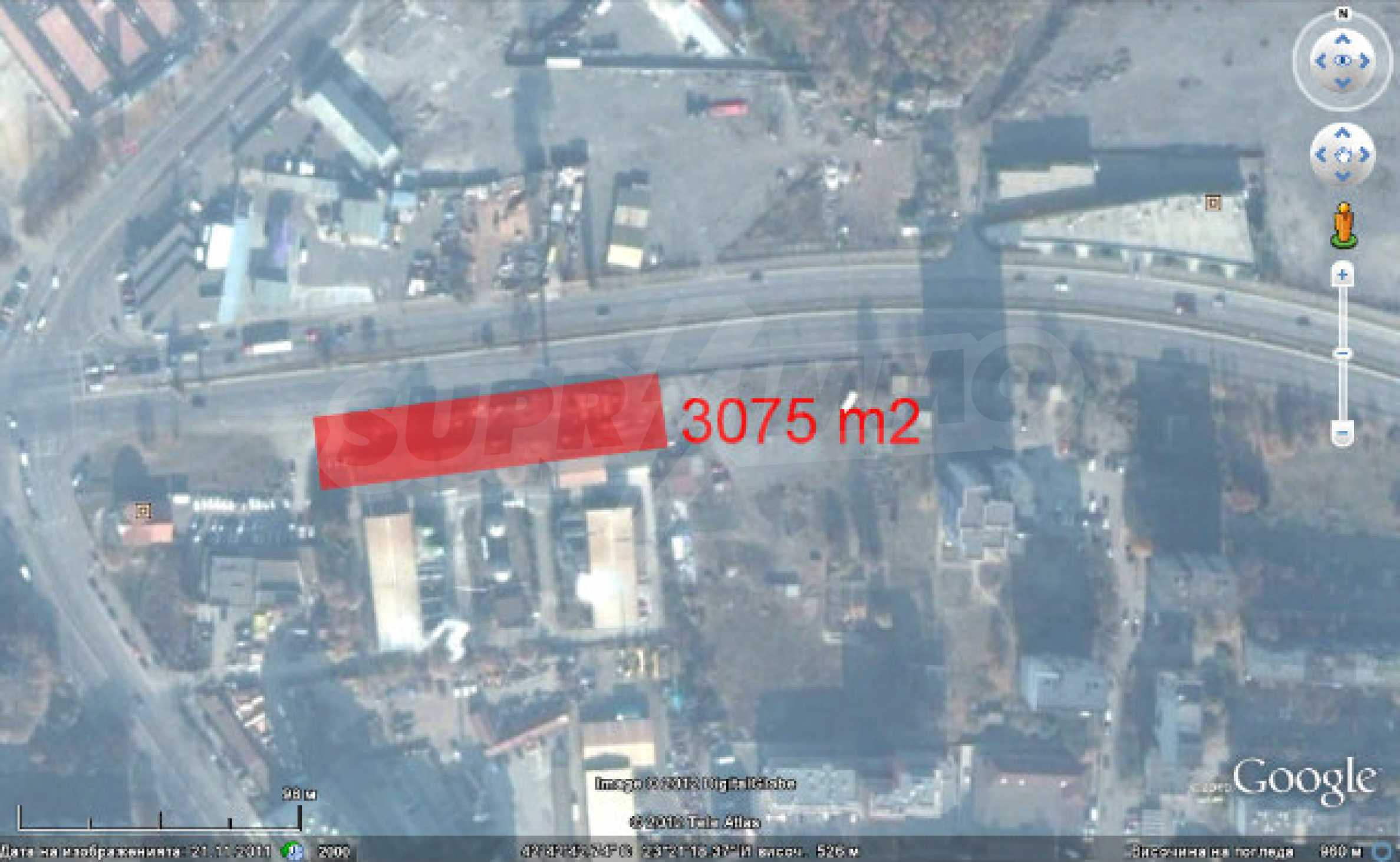 Baugrundstück mit Projekt in Sofia
