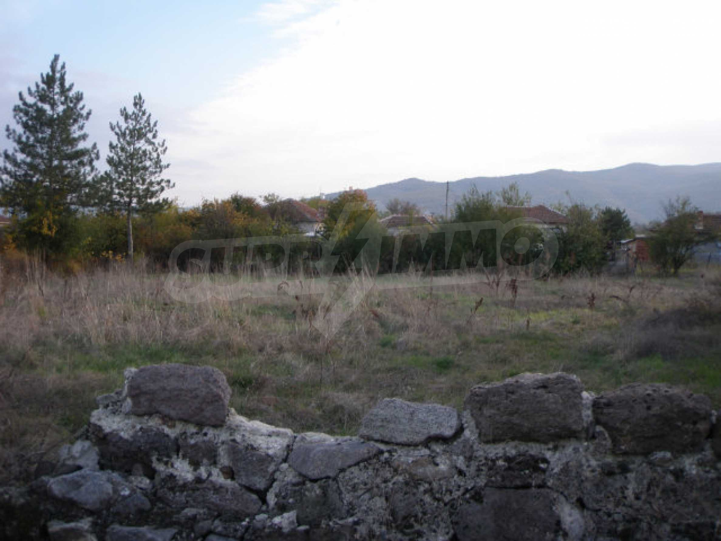 Baugrundstück in der Nähe von Ivaylovgrad Damm