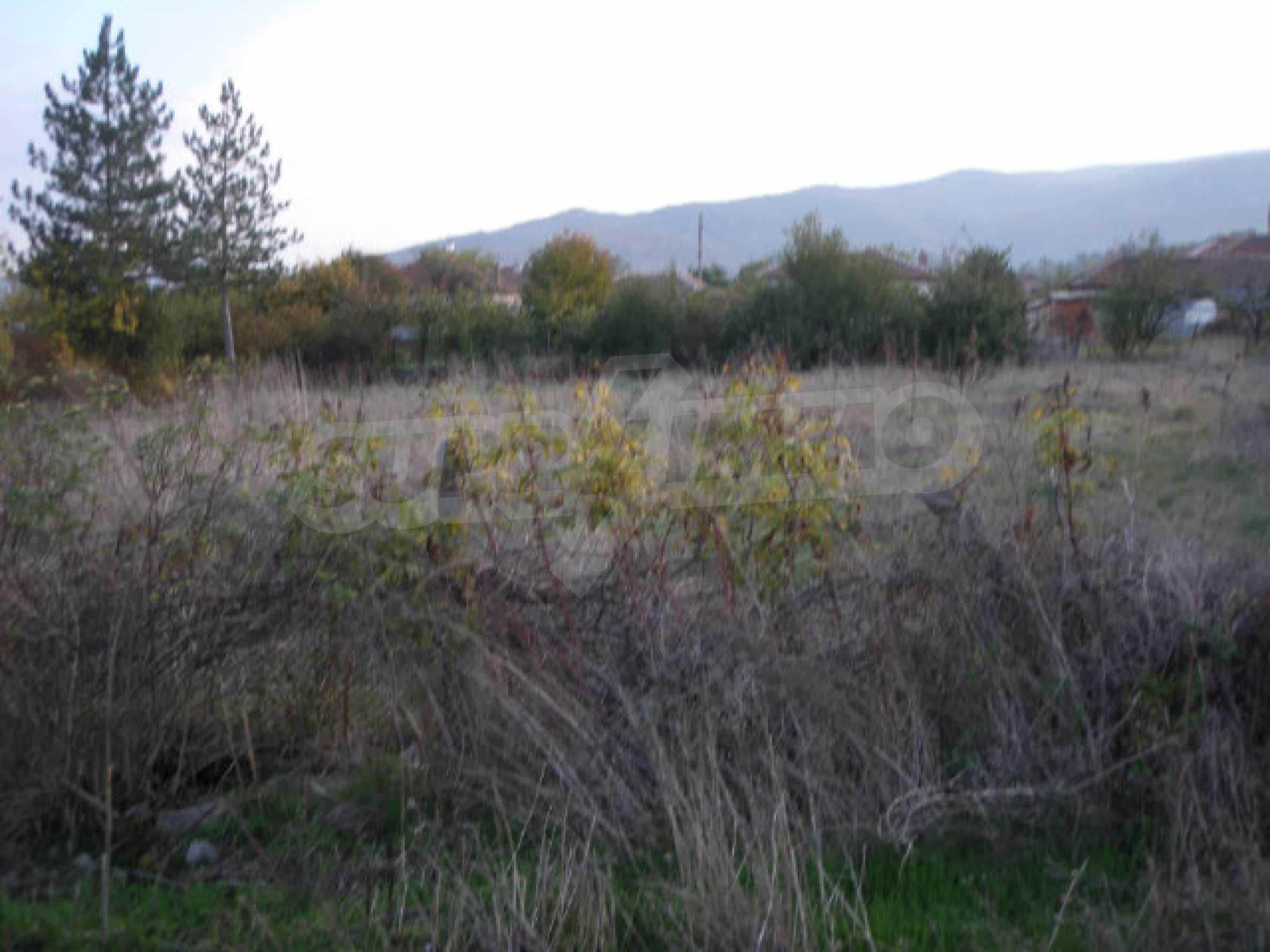 Baugrundstück in der Nähe von Ivaylovgrad Damm 1