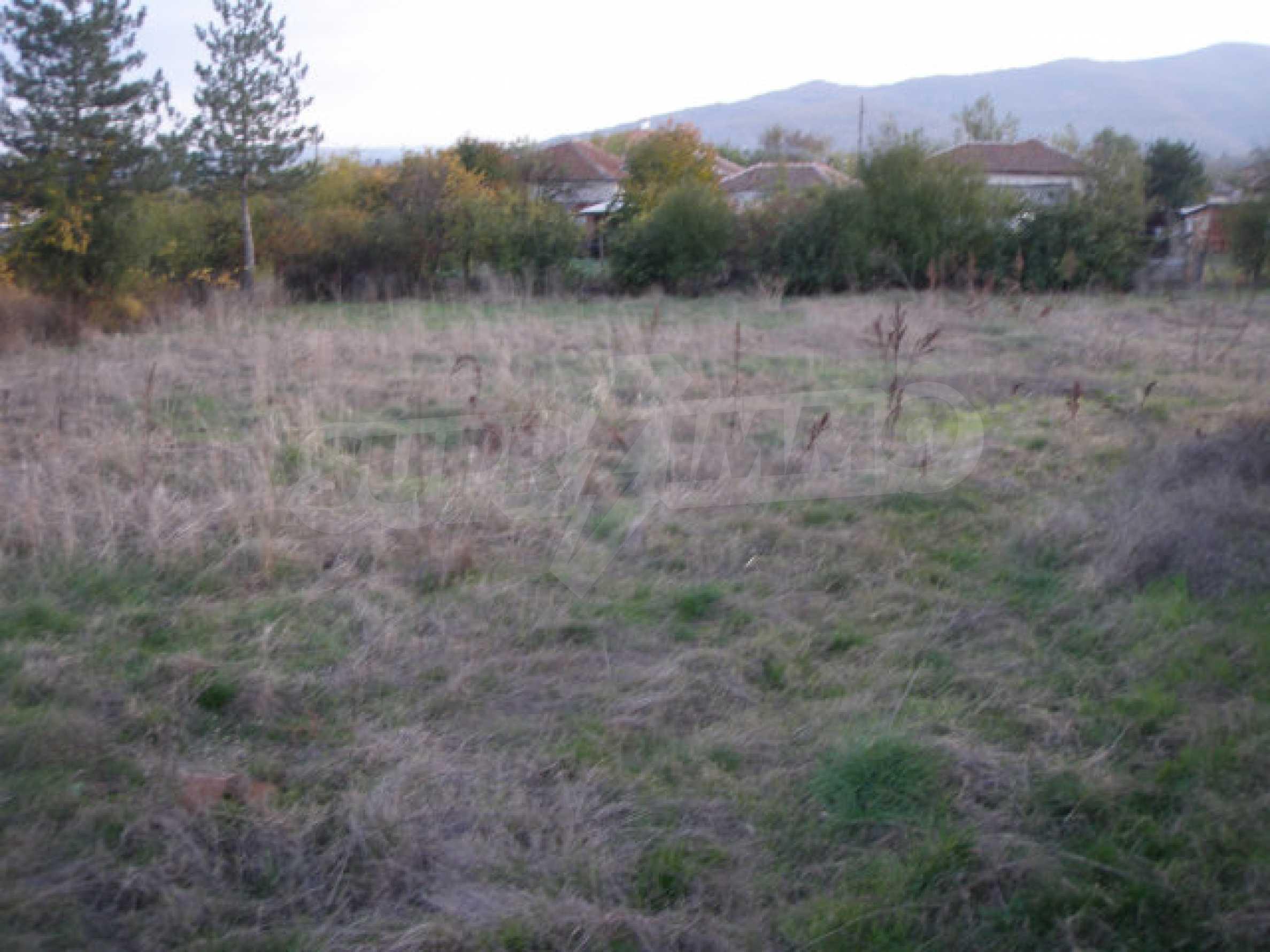Baugrundstück in der Nähe von Ivaylovgrad Damm 2
