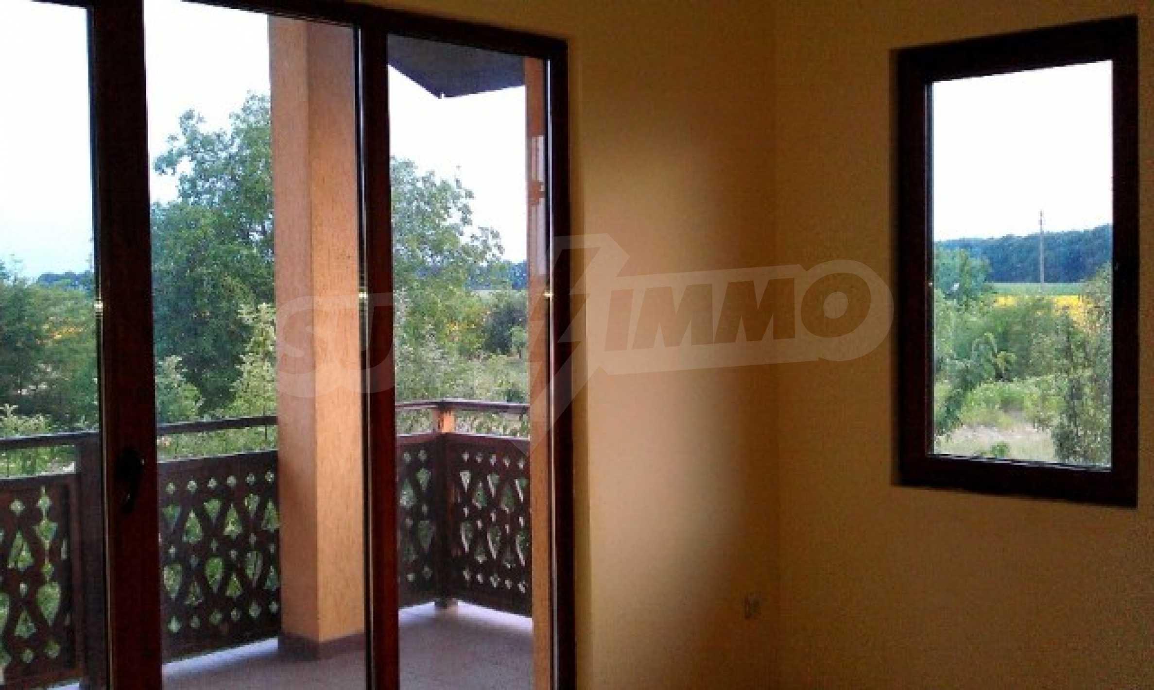 Neues zweistöckiges Haus 5 km von Baltschik entfernt 5