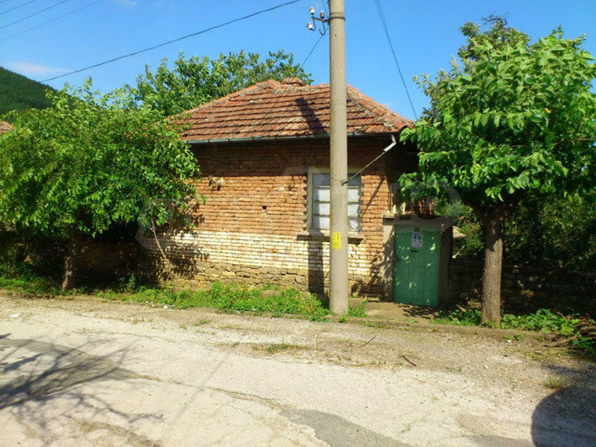 Two-storey brick house in a well developed village 30 km. from Veliko Tarnovo 1