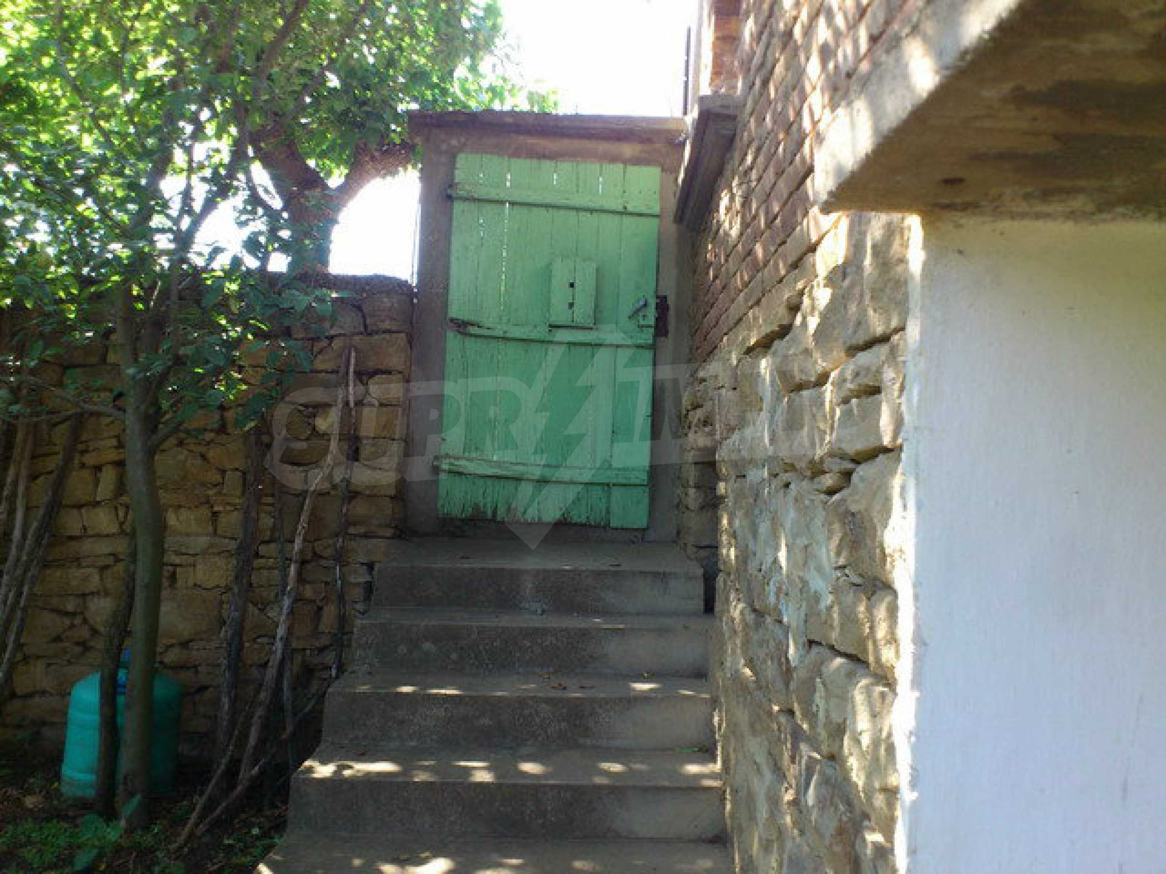 Two-storey brick house in a well developed village 30 km. from Veliko Tarnovo 27