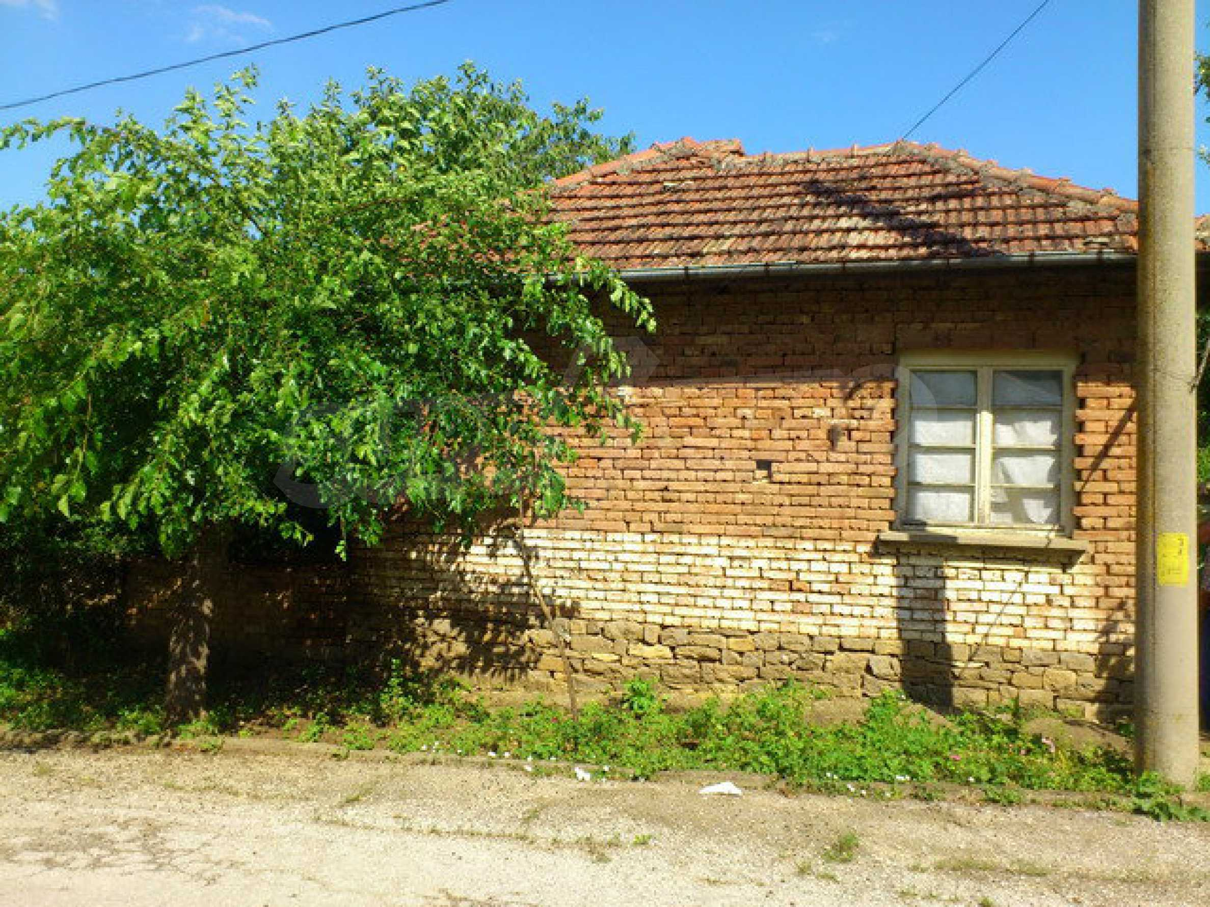 Two-storey brick house in a well developed village 30 km. from Veliko Tarnovo 2