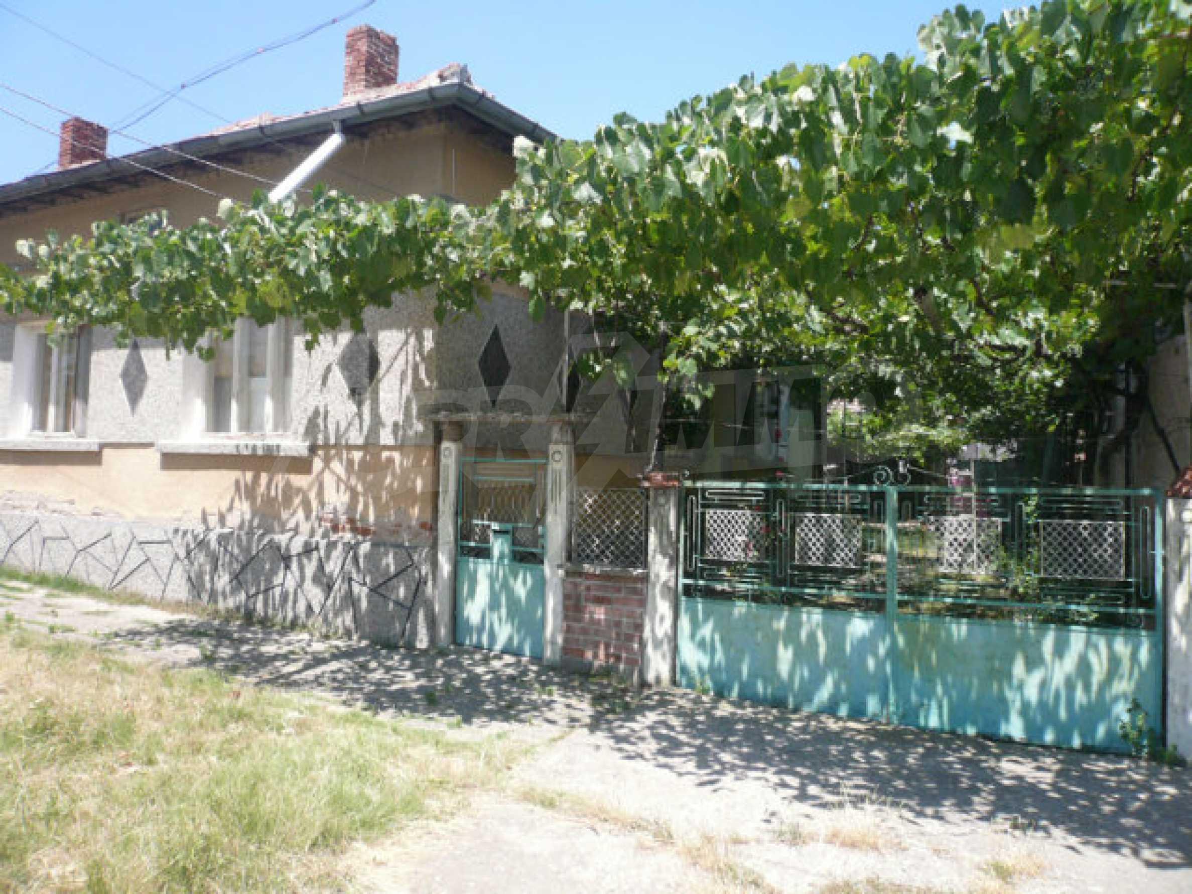 Einfamilienhaus mit schönem Garten, 40 km von Vidin entfernt 1
