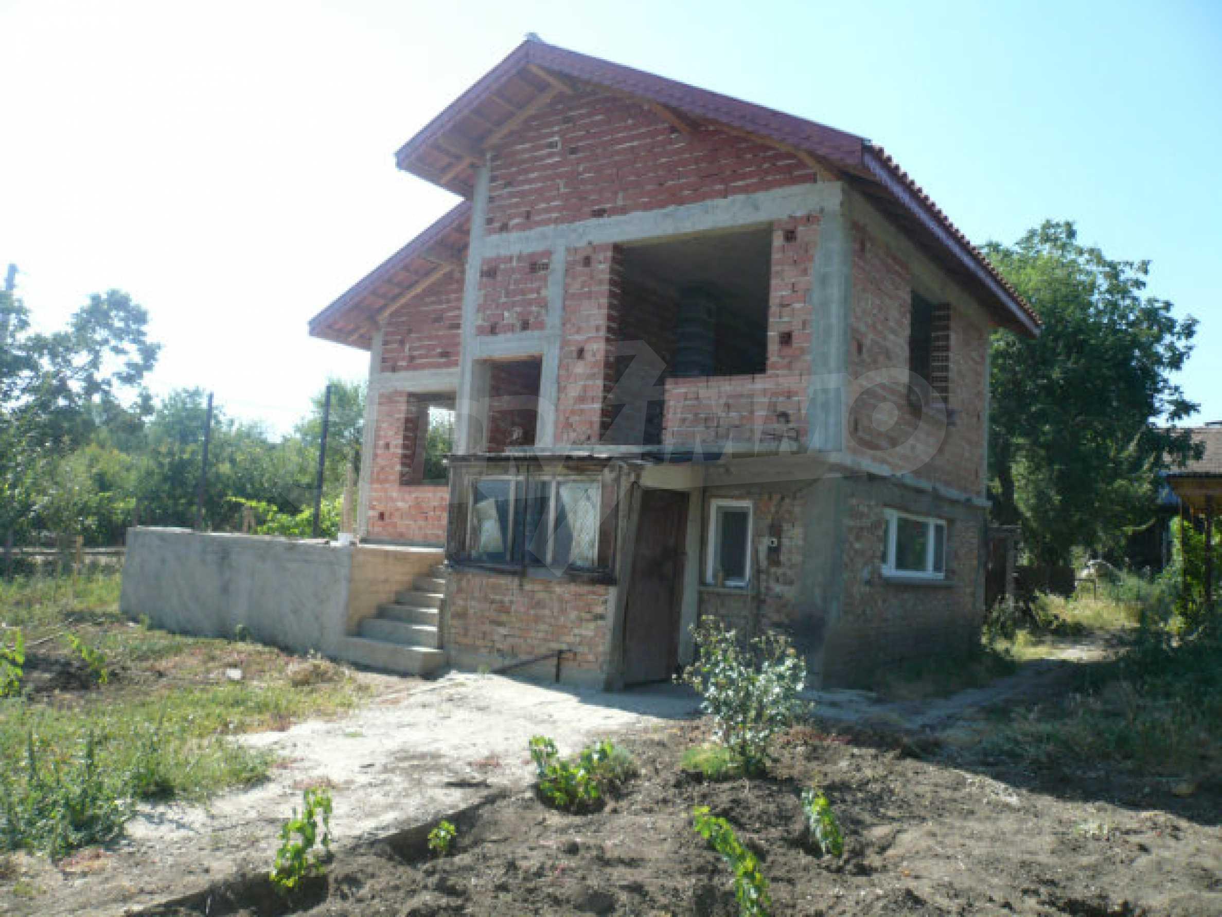 Geräumige Villa in rauer Bauweise, 10 km von Vidin entfernt 3