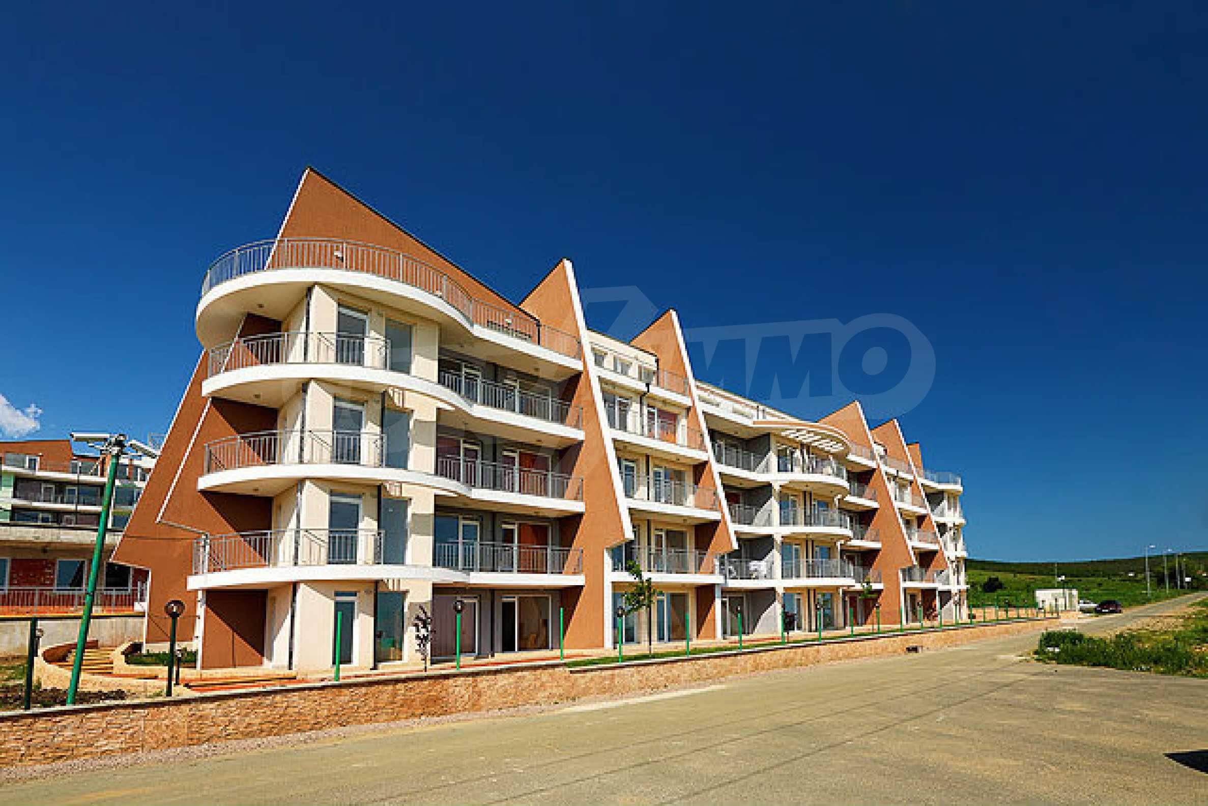 One-bedroom apartment in Sunset Kosharitsa 17