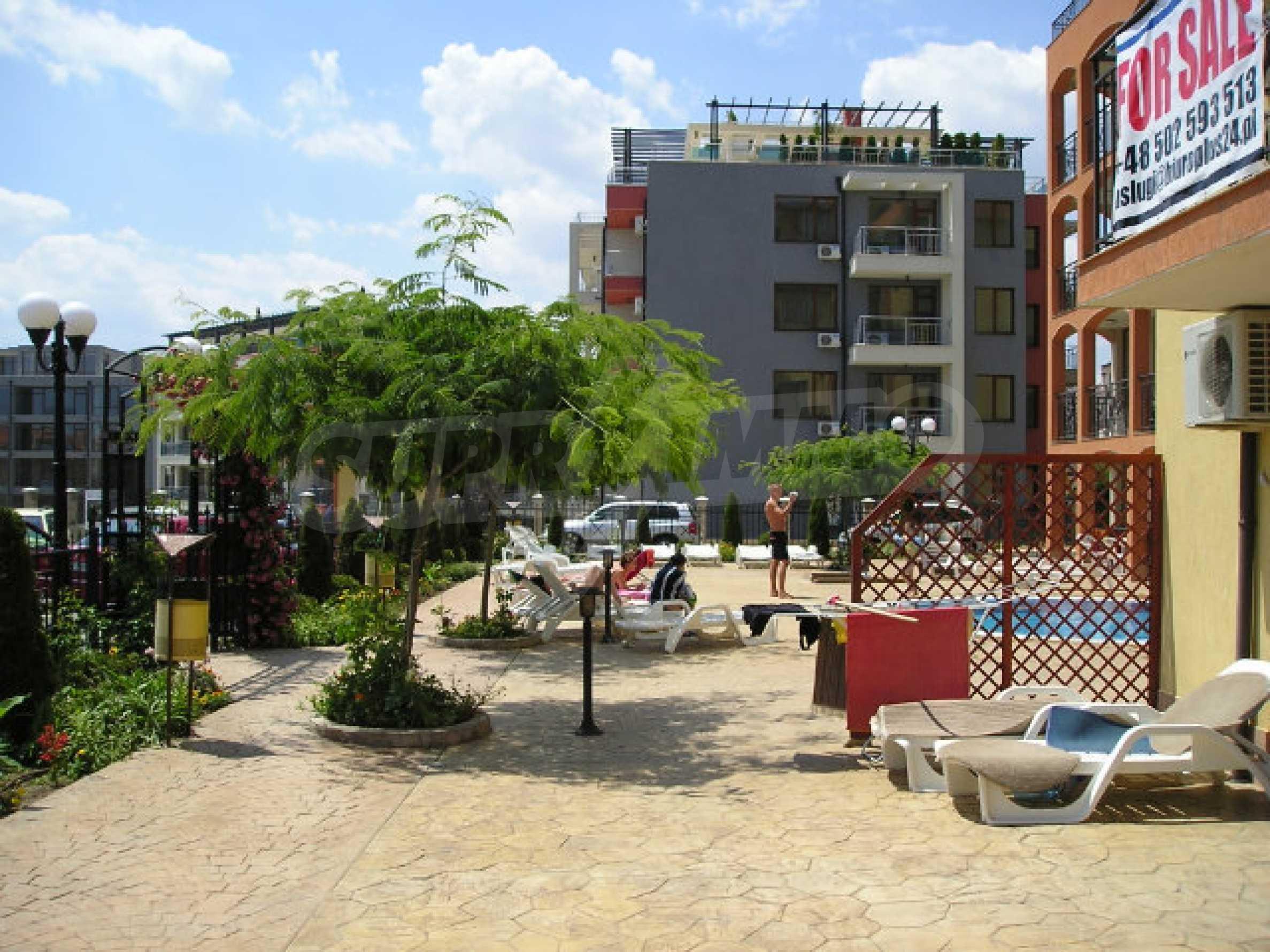 Ein-Zimmer-Wohnung zum Verkauf in Victor Komplex in Saint Vlas 12