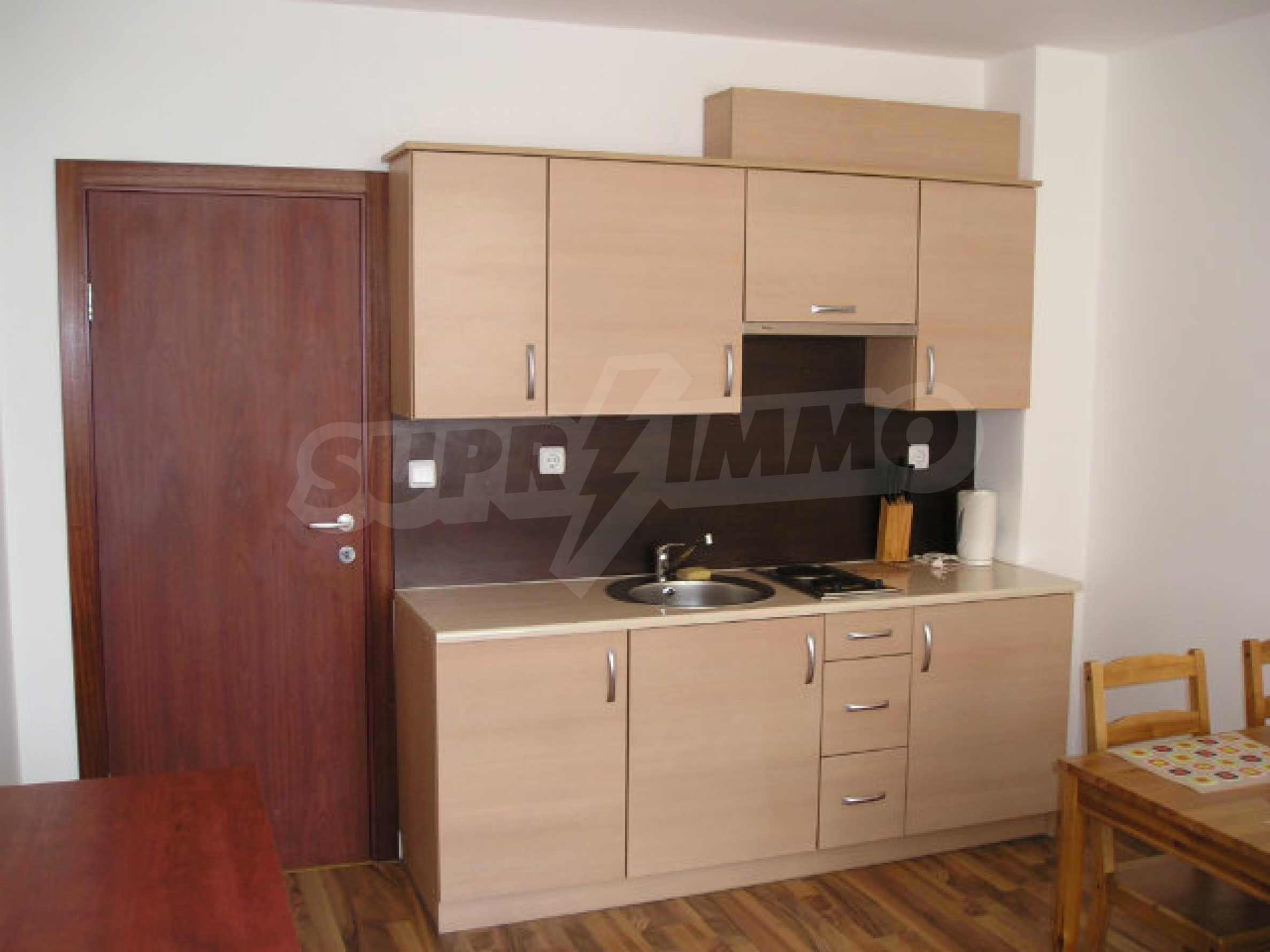 Ein-Zimmer-Wohnung zum Verkauf in Victor Komplex in Saint Vlas 17
