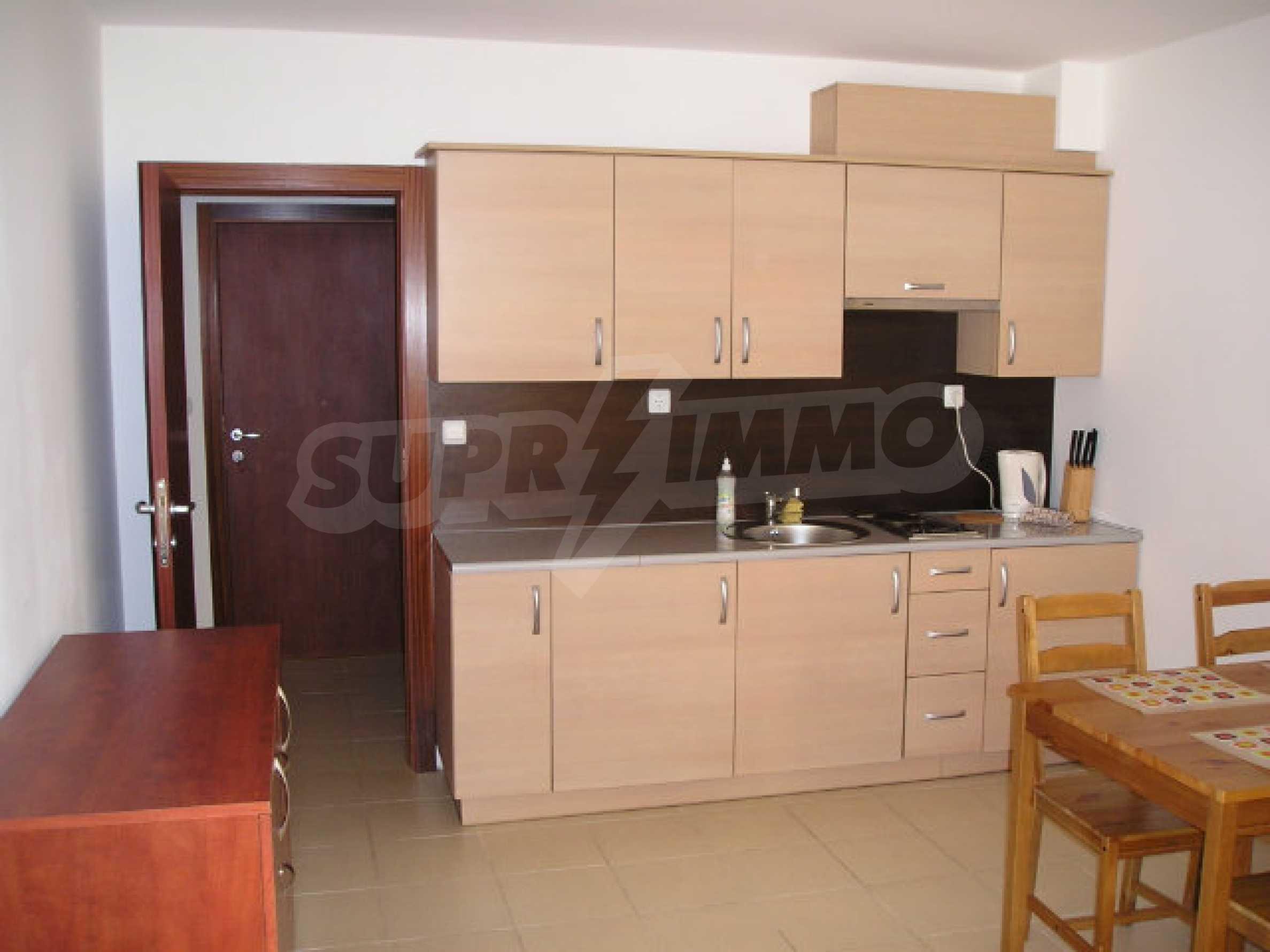Ein-Zimmer-Wohnung zum Verkauf in Victor Komplex in Saint Vlas 22