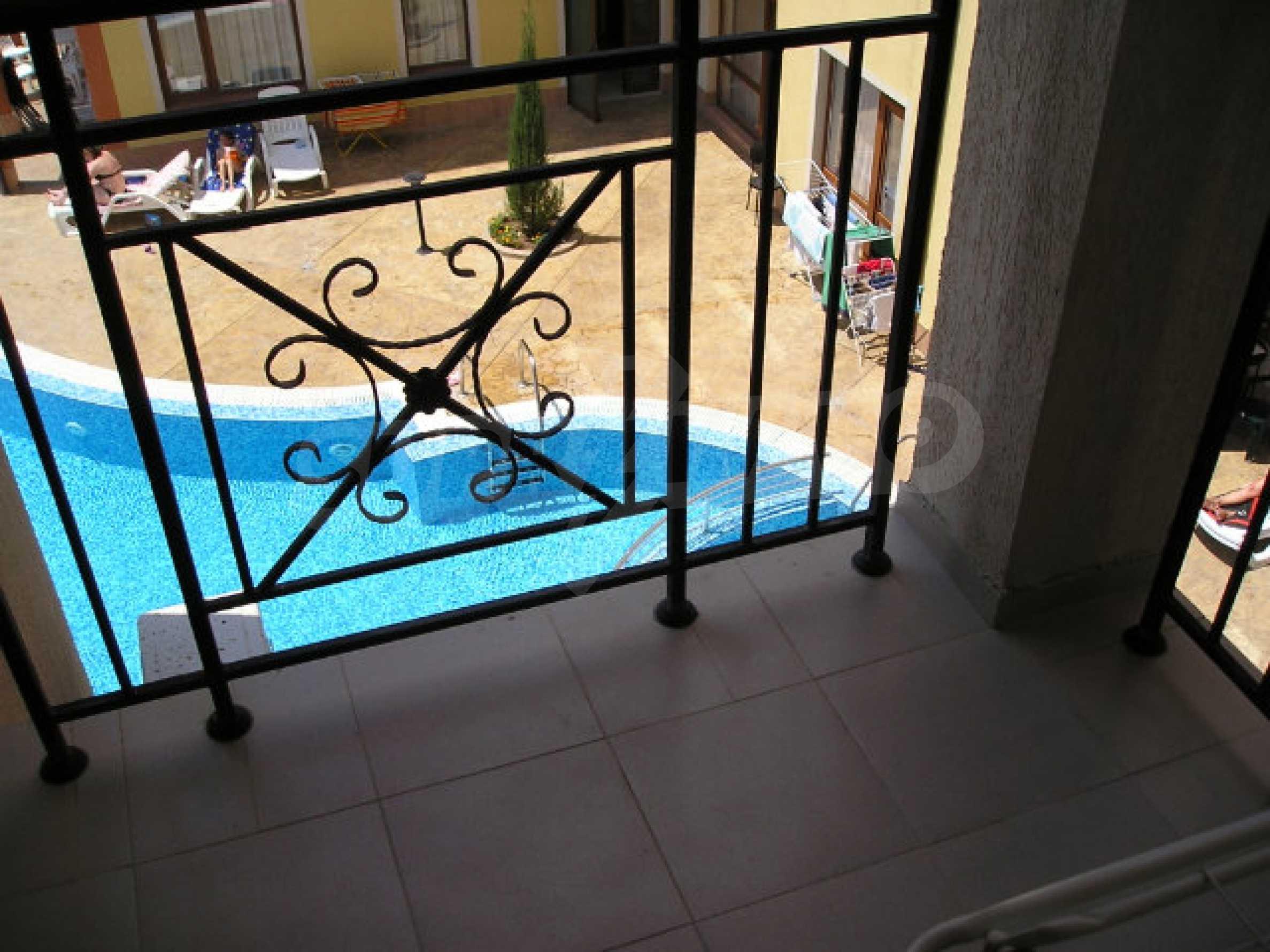 Ein-Zimmer-Wohnung zum Verkauf in Victor Komplex in Saint Vlas 31