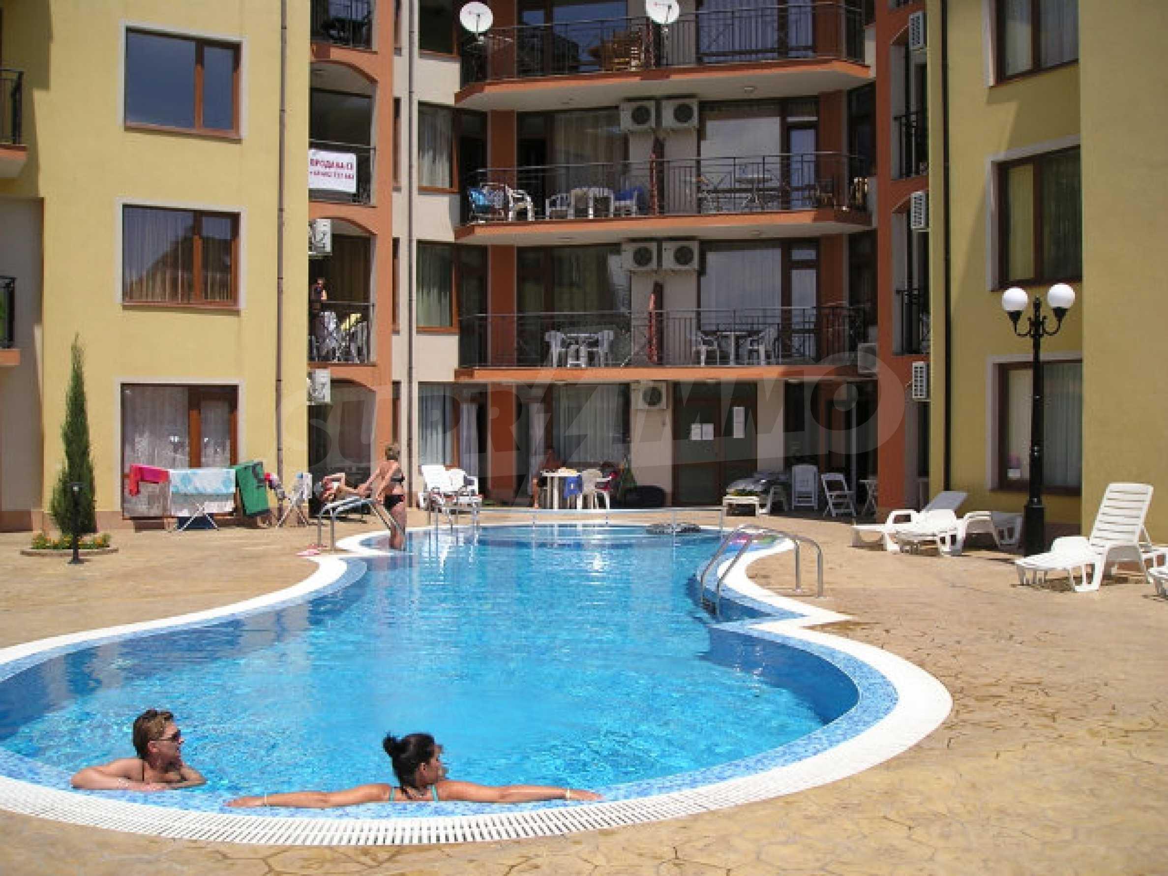 Ein-Zimmer-Wohnung zum Verkauf in Victor Komplex in Saint Vlas 6