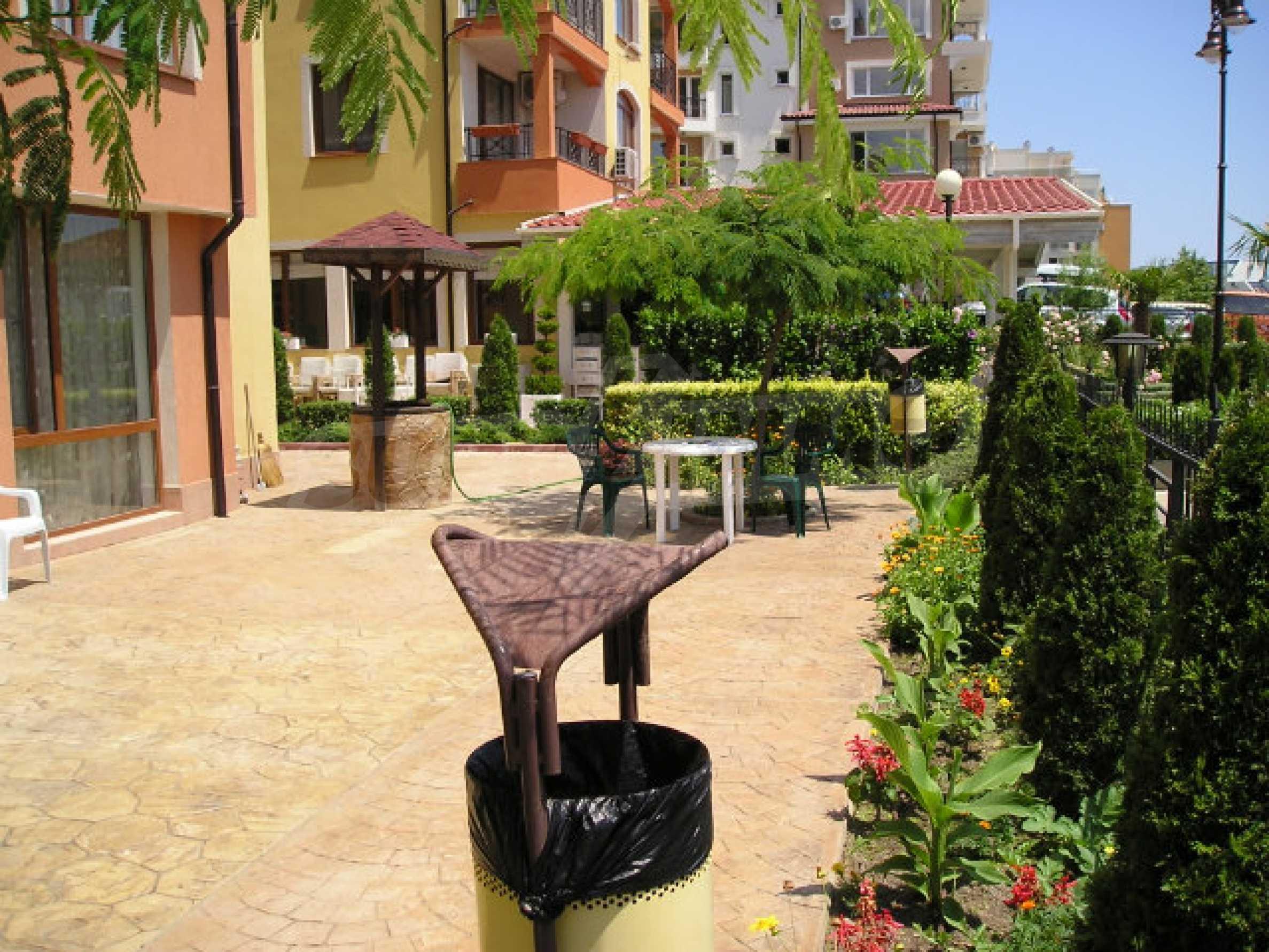 Ein-Zimmer-Wohnung zum Verkauf in Victor Komplex in Saint Vlas 7
