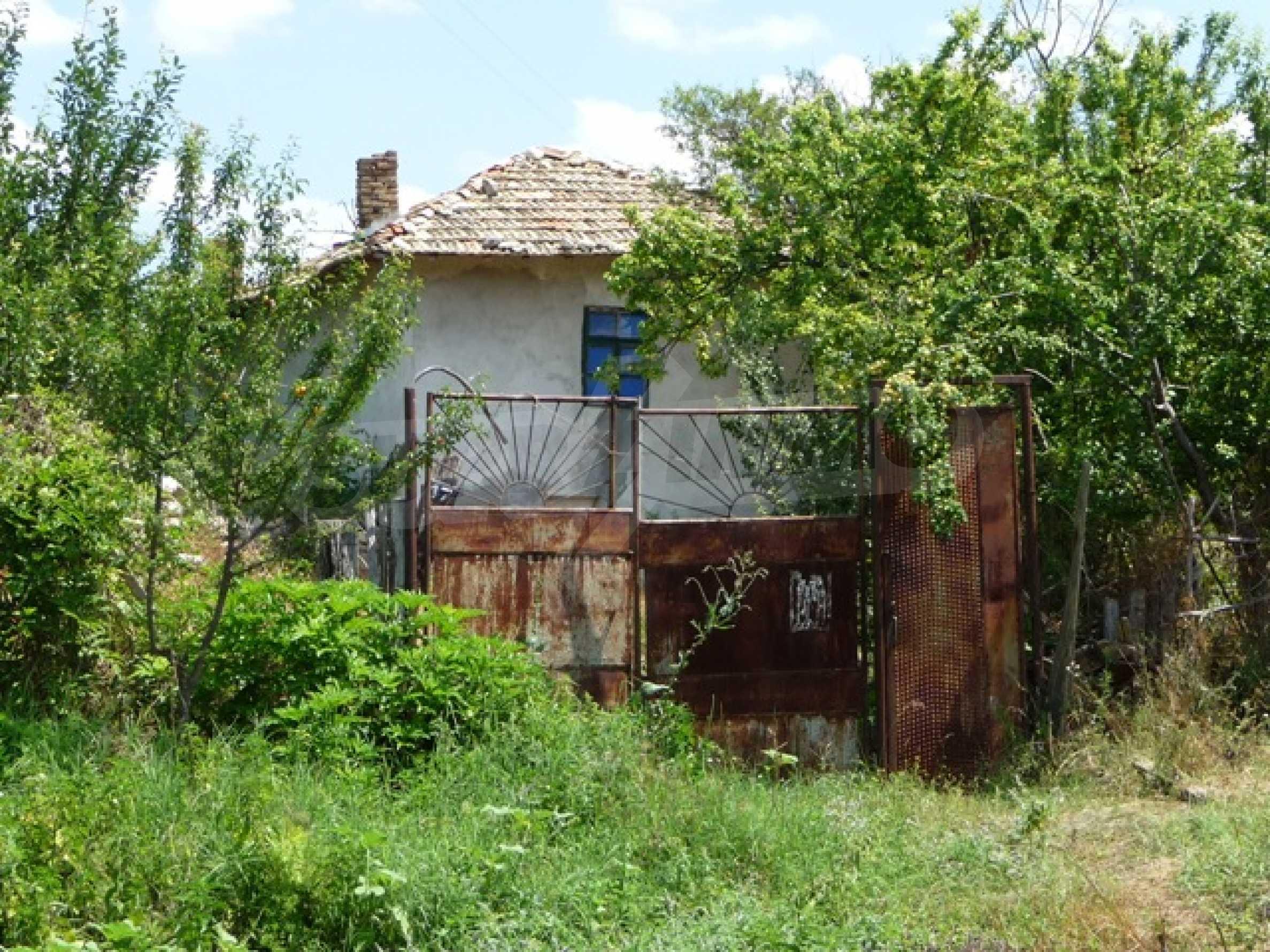 Haus im Dorf Mogila 1