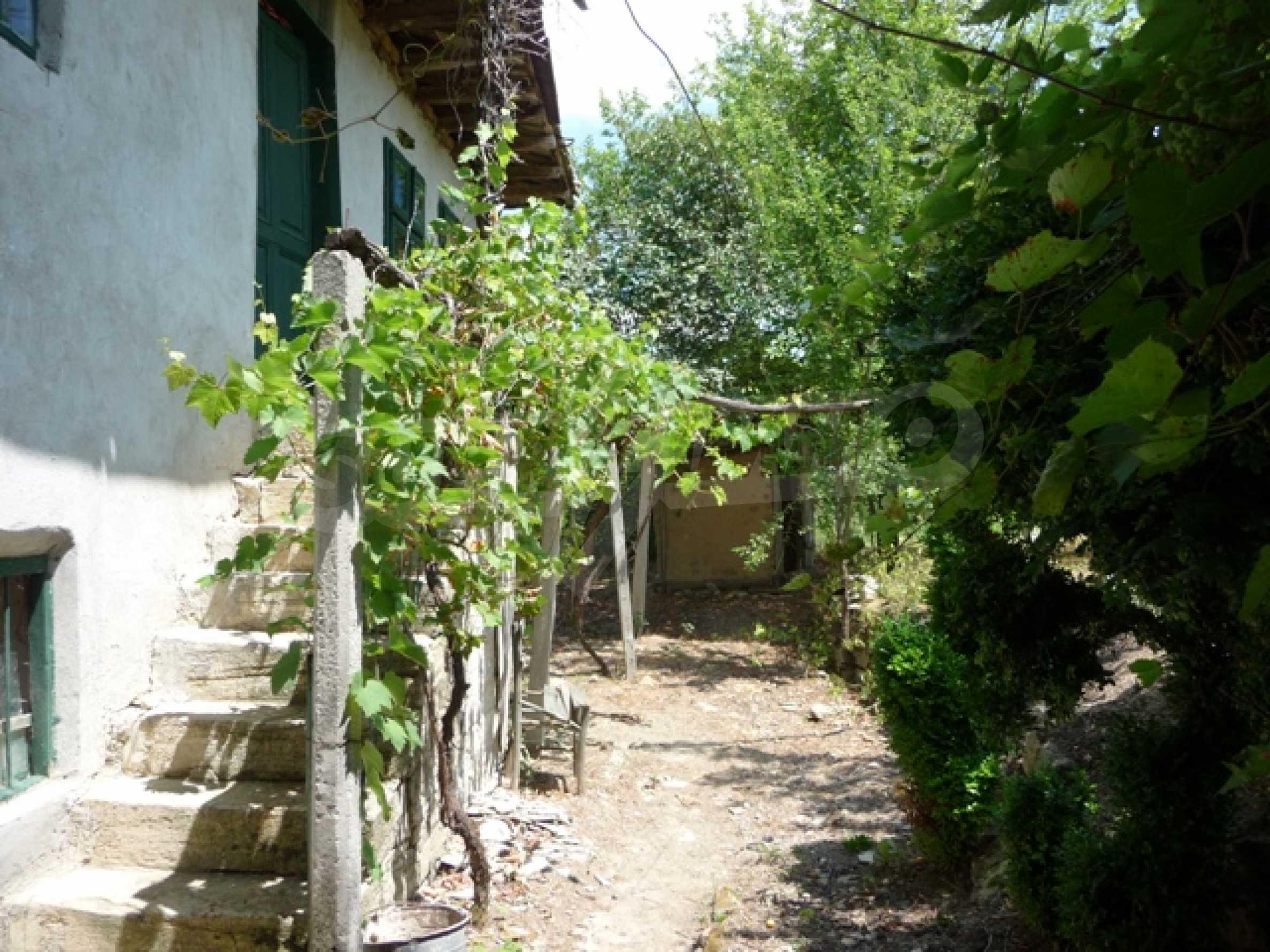 Haus im Dorf Mogila 22