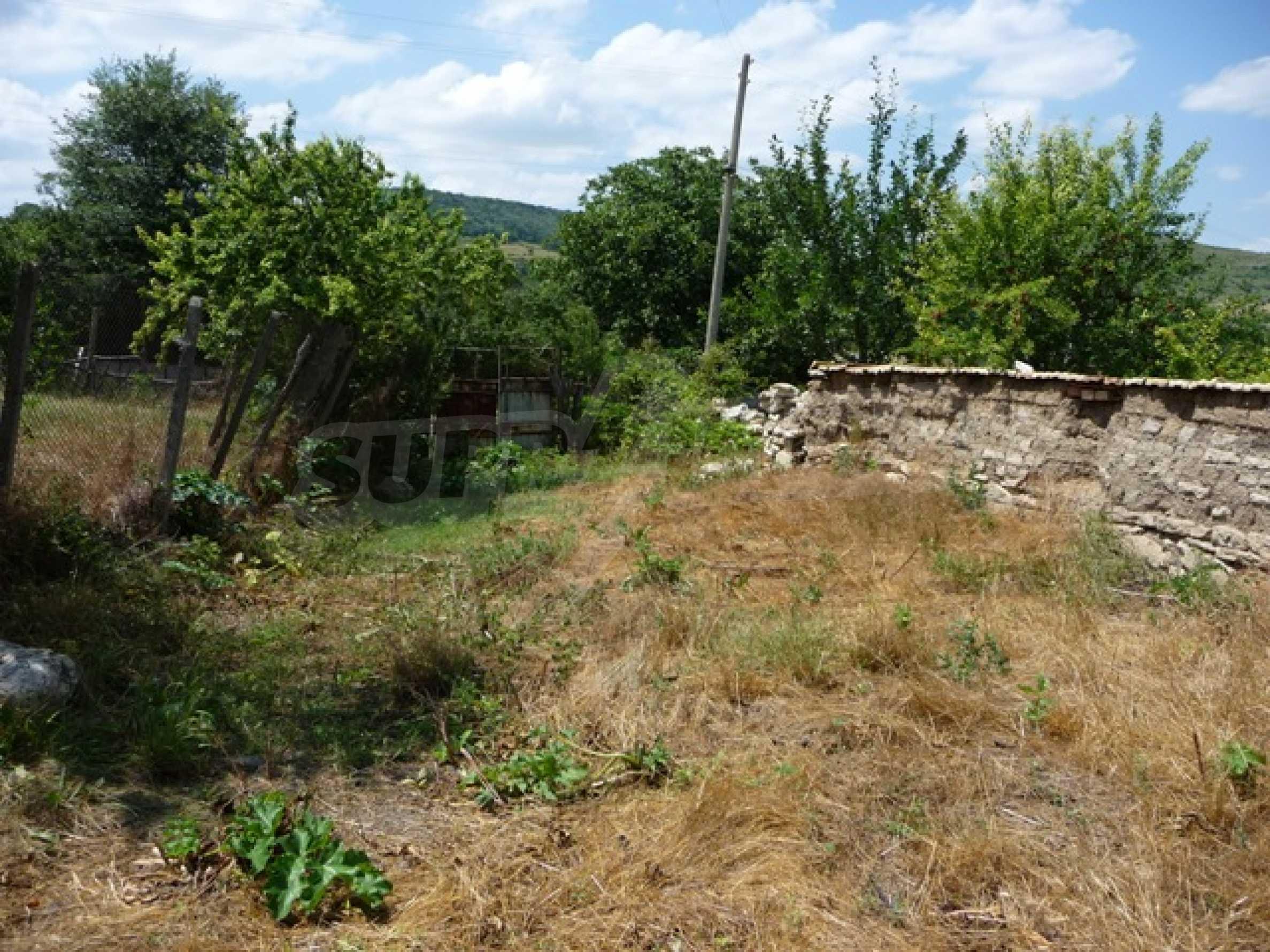 Haus im Dorf Mogila 26