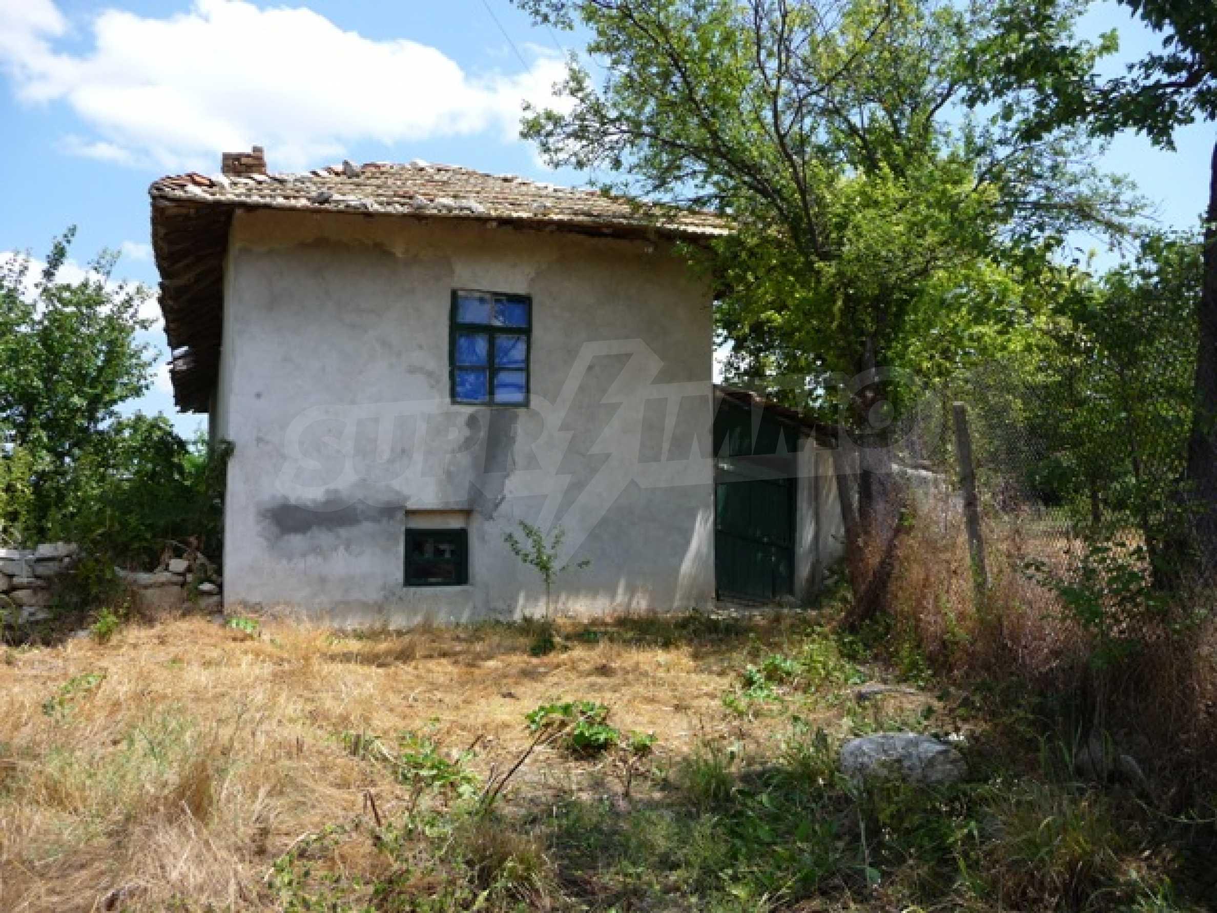 Haus im Dorf Mogila 27