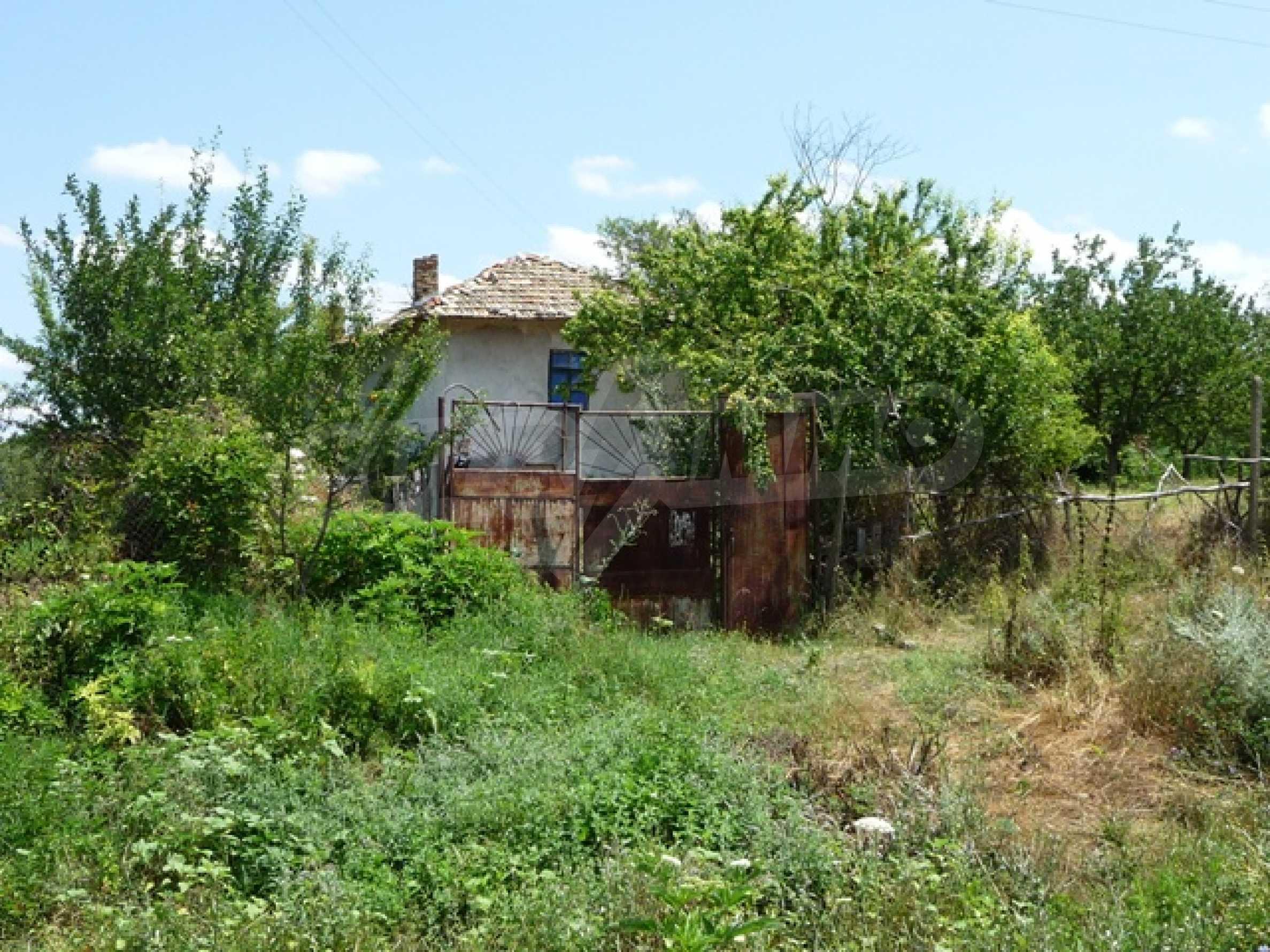 Haus im Dorf Mogila 2