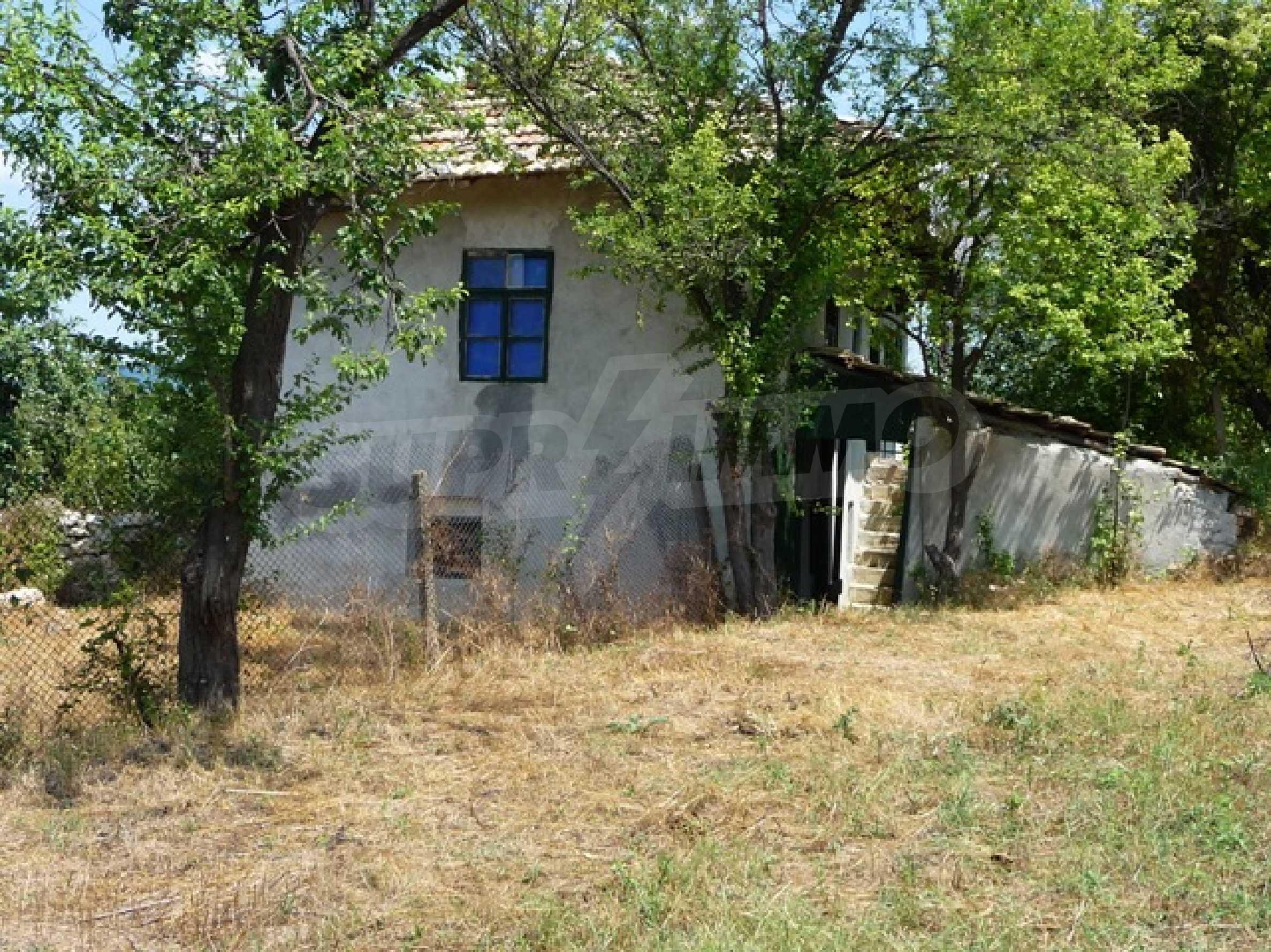 Haus im Dorf Mogila 3