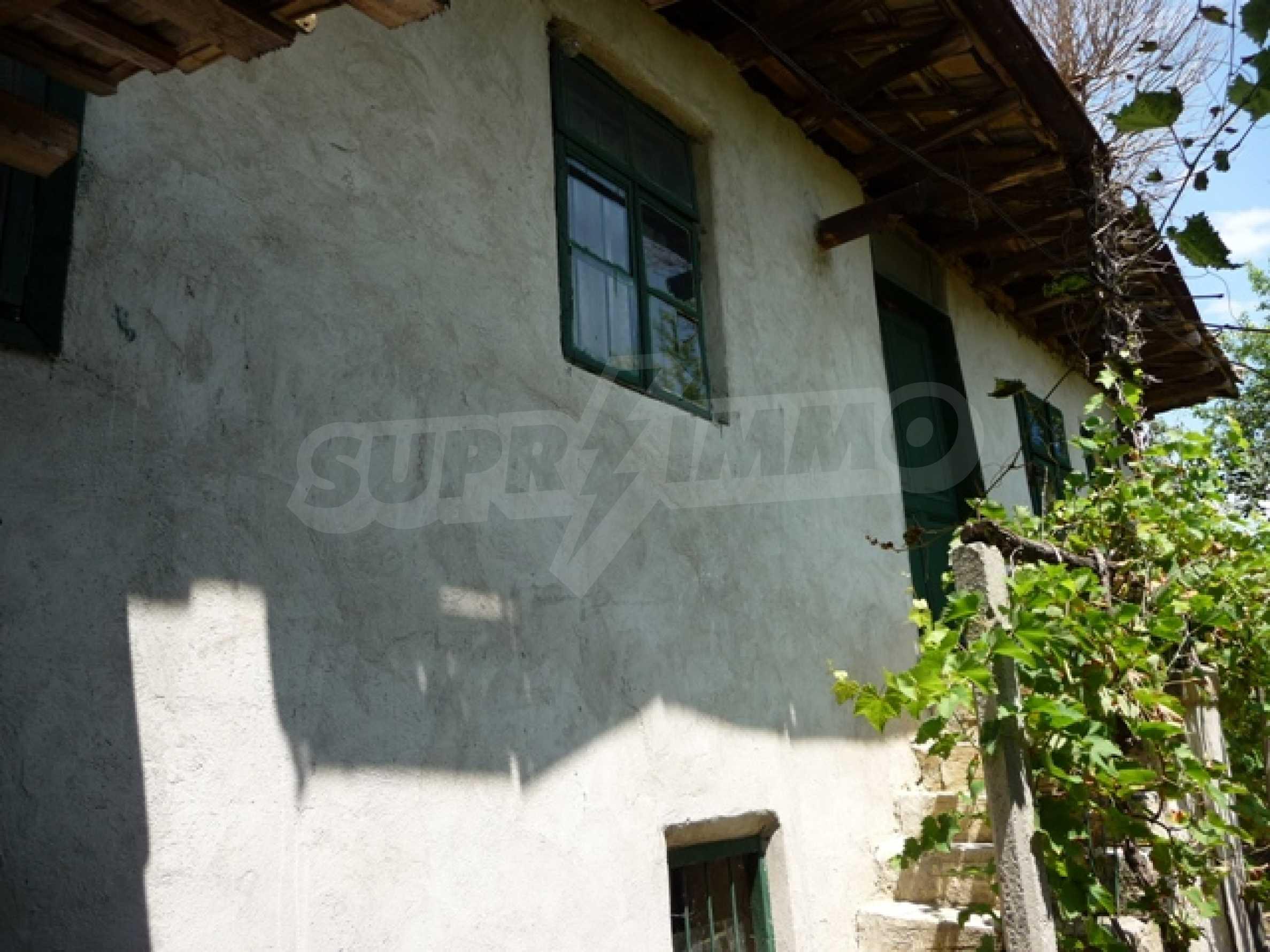 Haus im Dorf Mogila 4