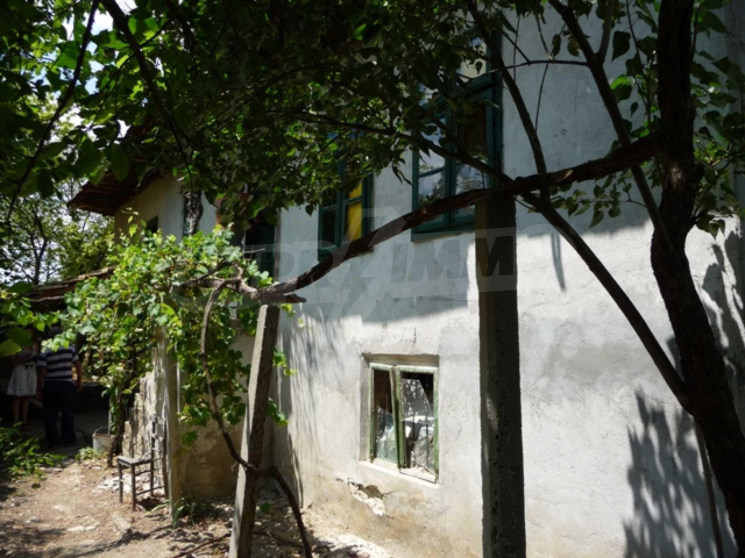 Haus im Dorf Mogila 5