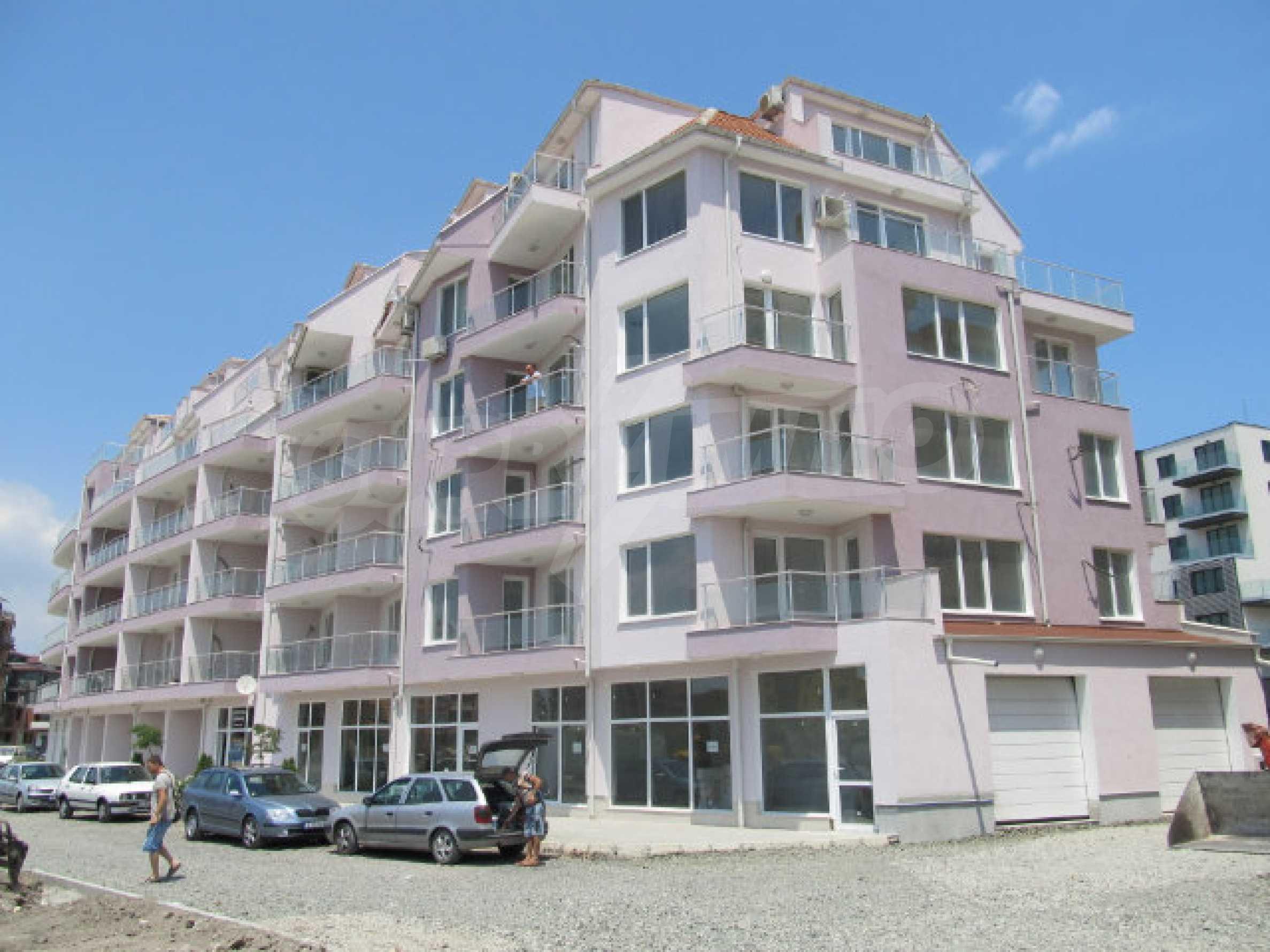 Wohnungen zum Verkauf in Pomorie
