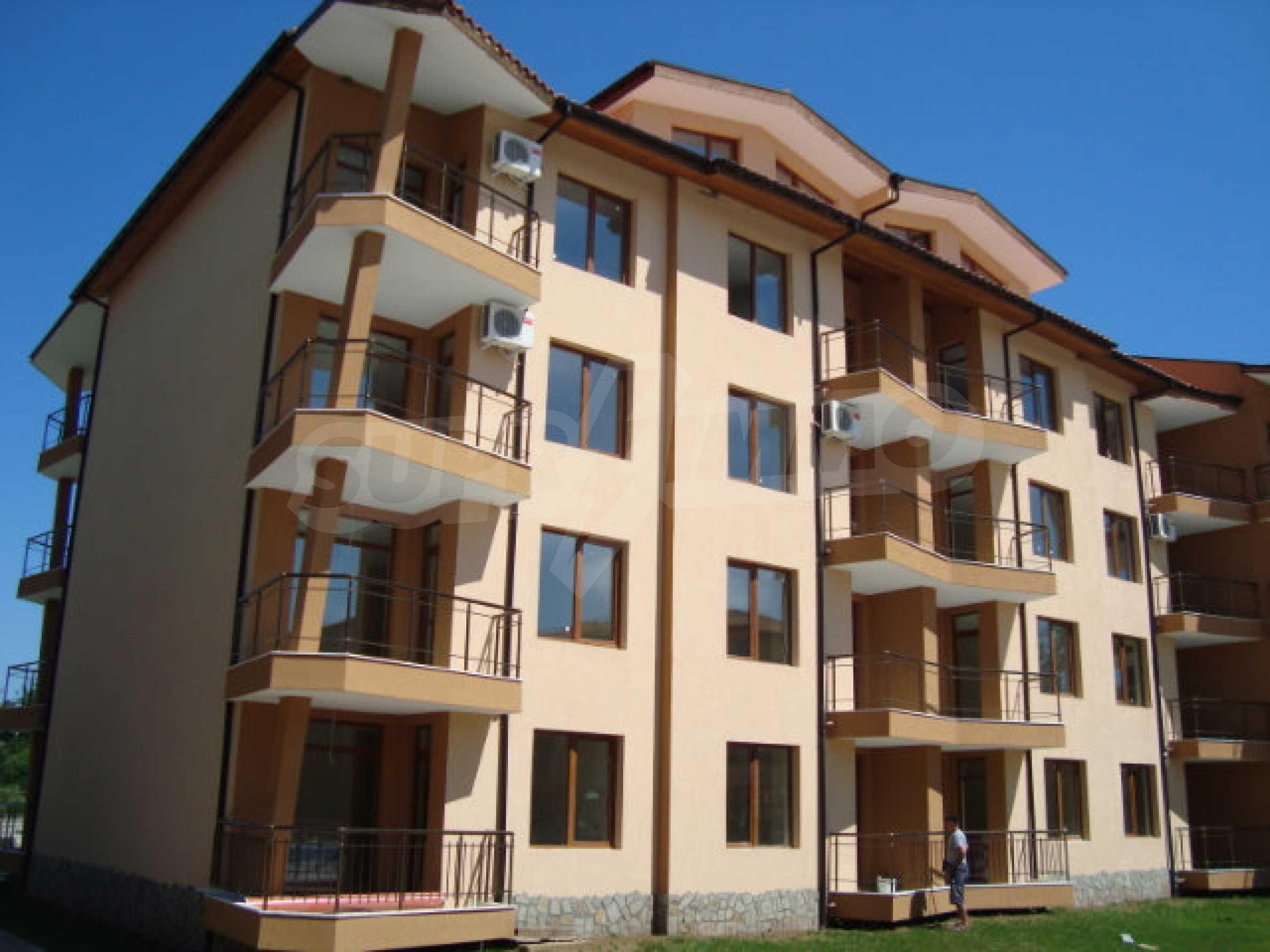 Studios und Apartments im Nestinarka-Komplex in Tsarevo 15