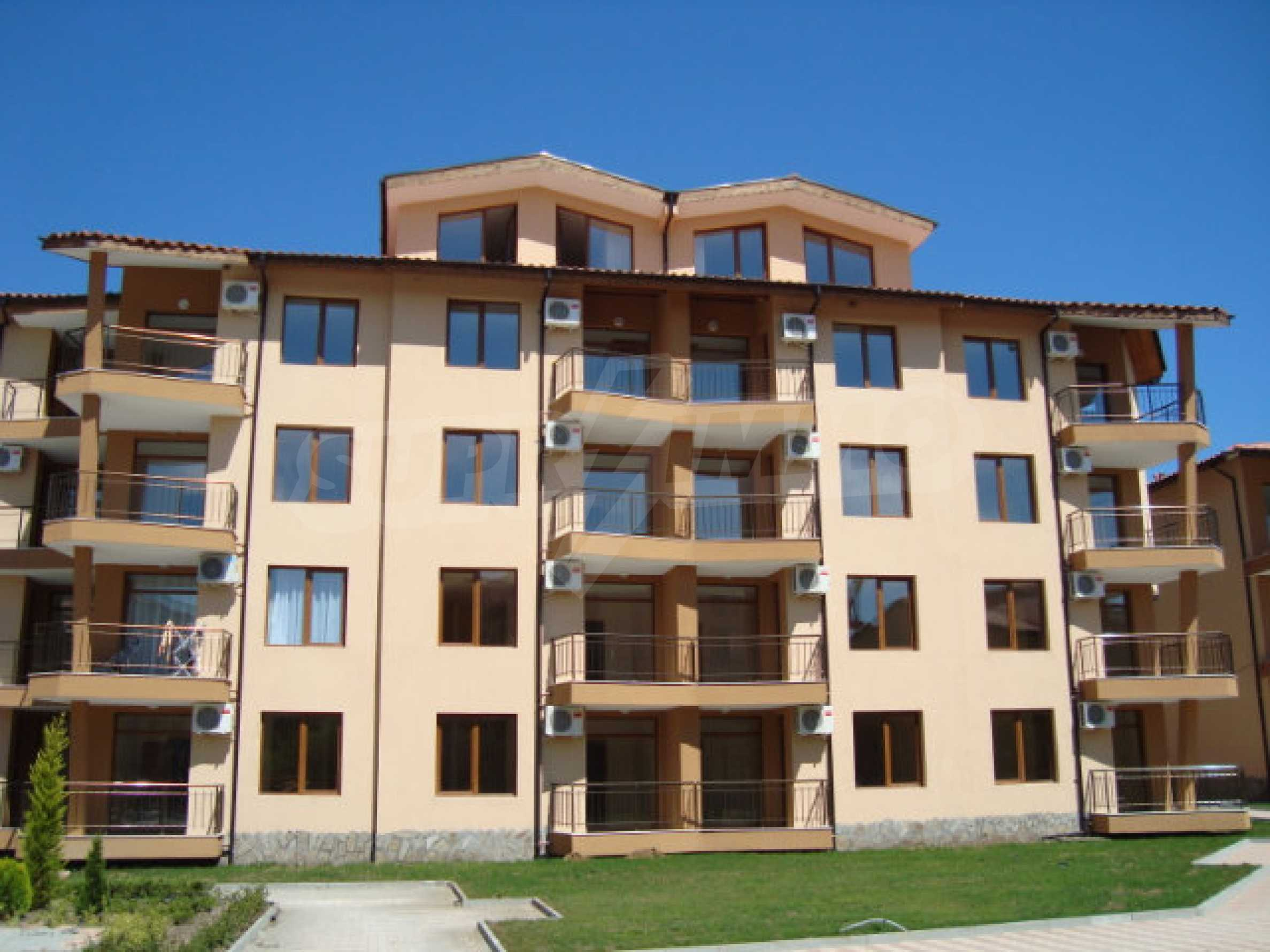 Studios und Apartments im Nestinarka-Komplex in Tsarevo 16