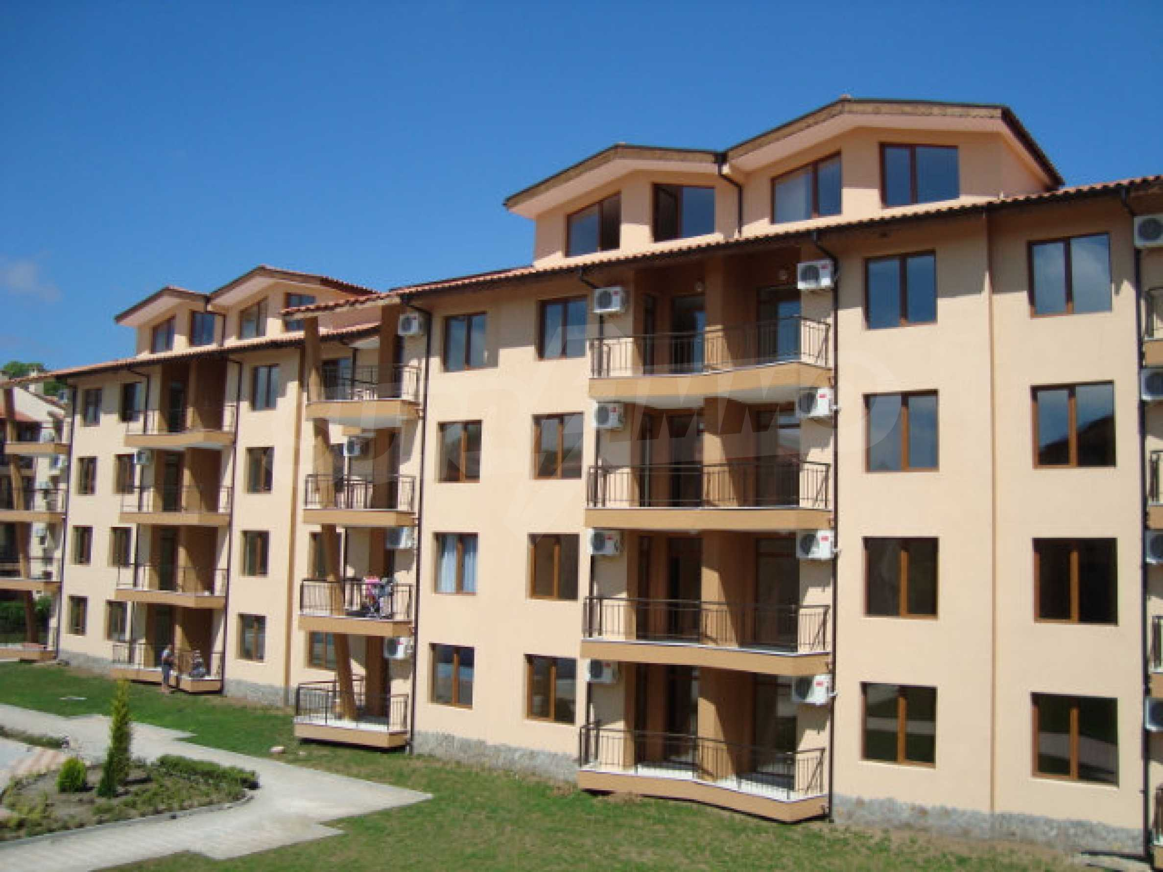 Studios und Apartments im Nestinarka-Komplex in Tsarevo 18