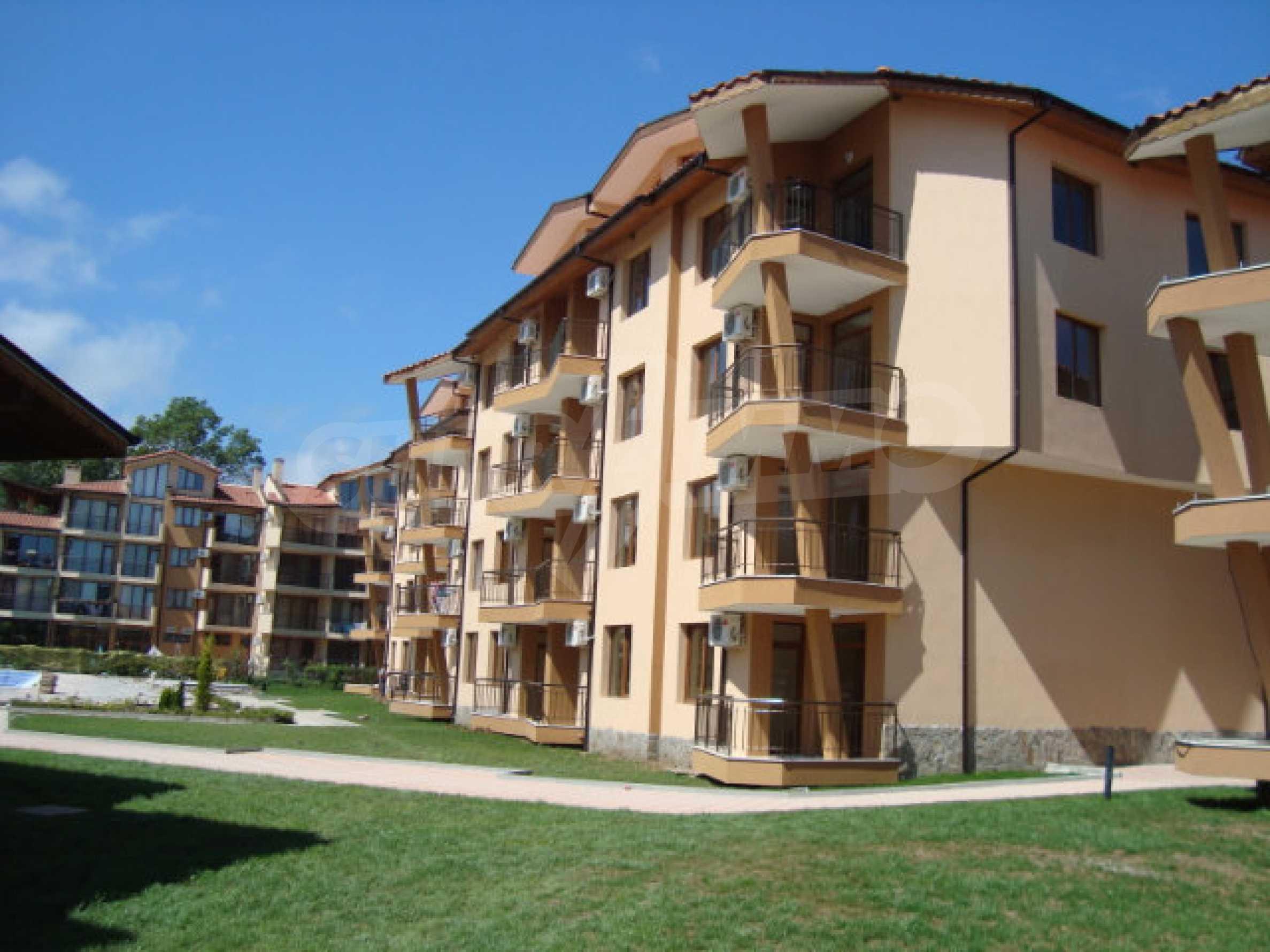 Studios und Apartments im Nestinarka-Komplex in Tsarevo 19