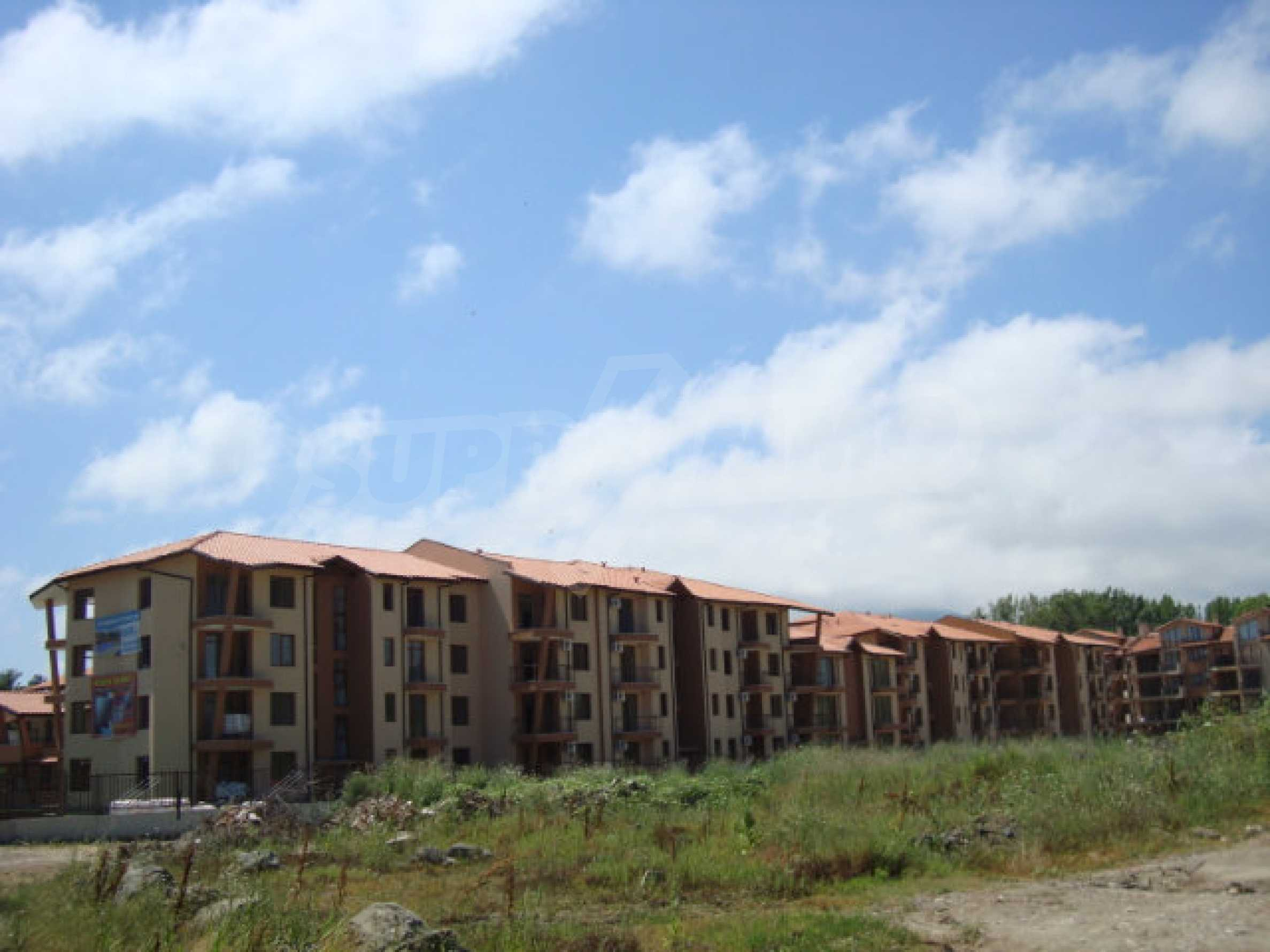 Studios und Apartments im Nestinarka-Komplex in Tsarevo 21