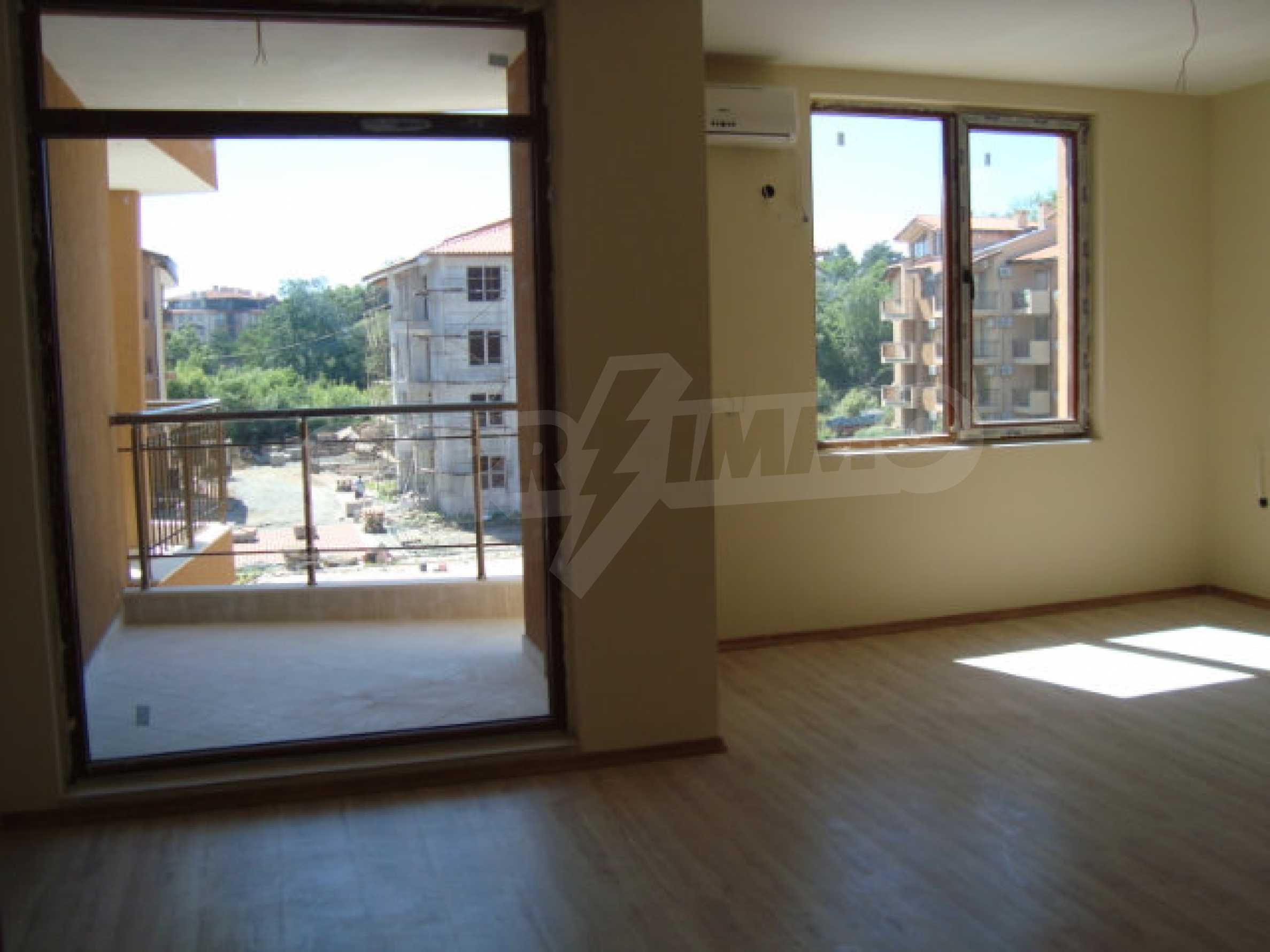 Studios und Apartments im Nestinarka-Komplex in Tsarevo 26