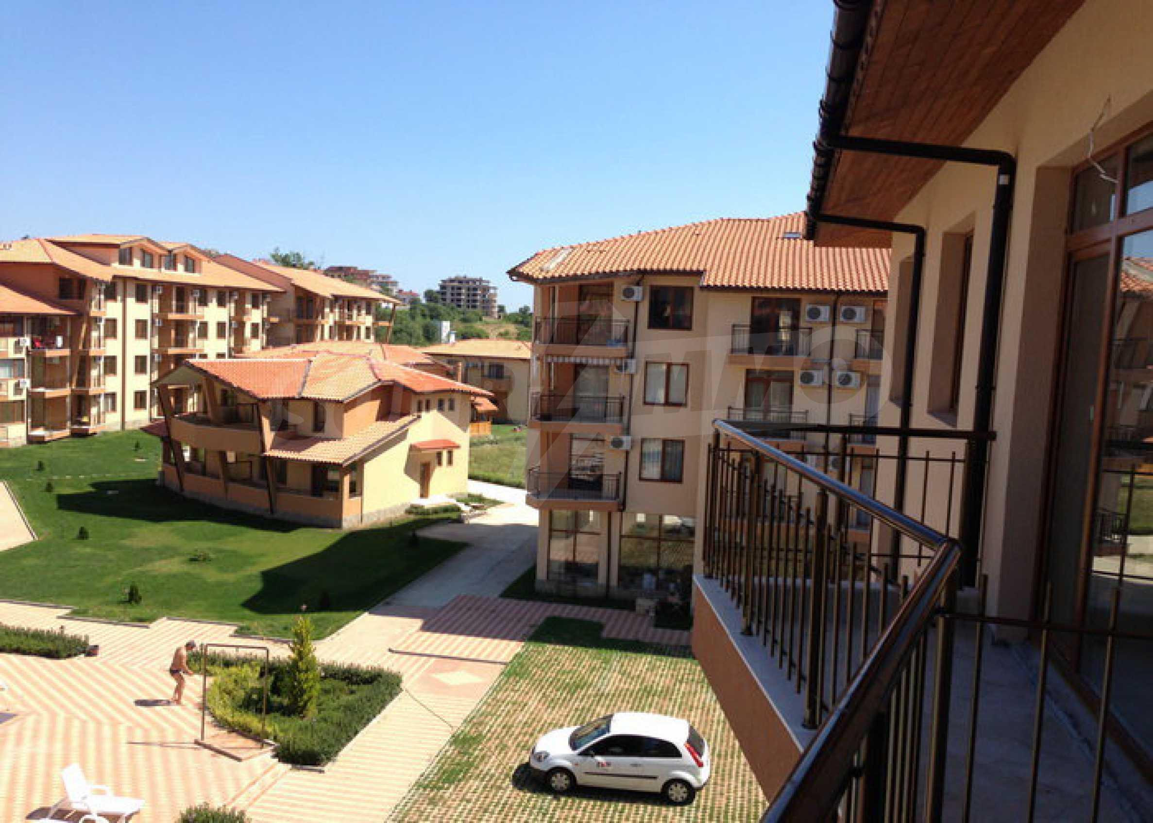 Studios und Apartments im Nestinarka-Komplex in Tsarevo 2