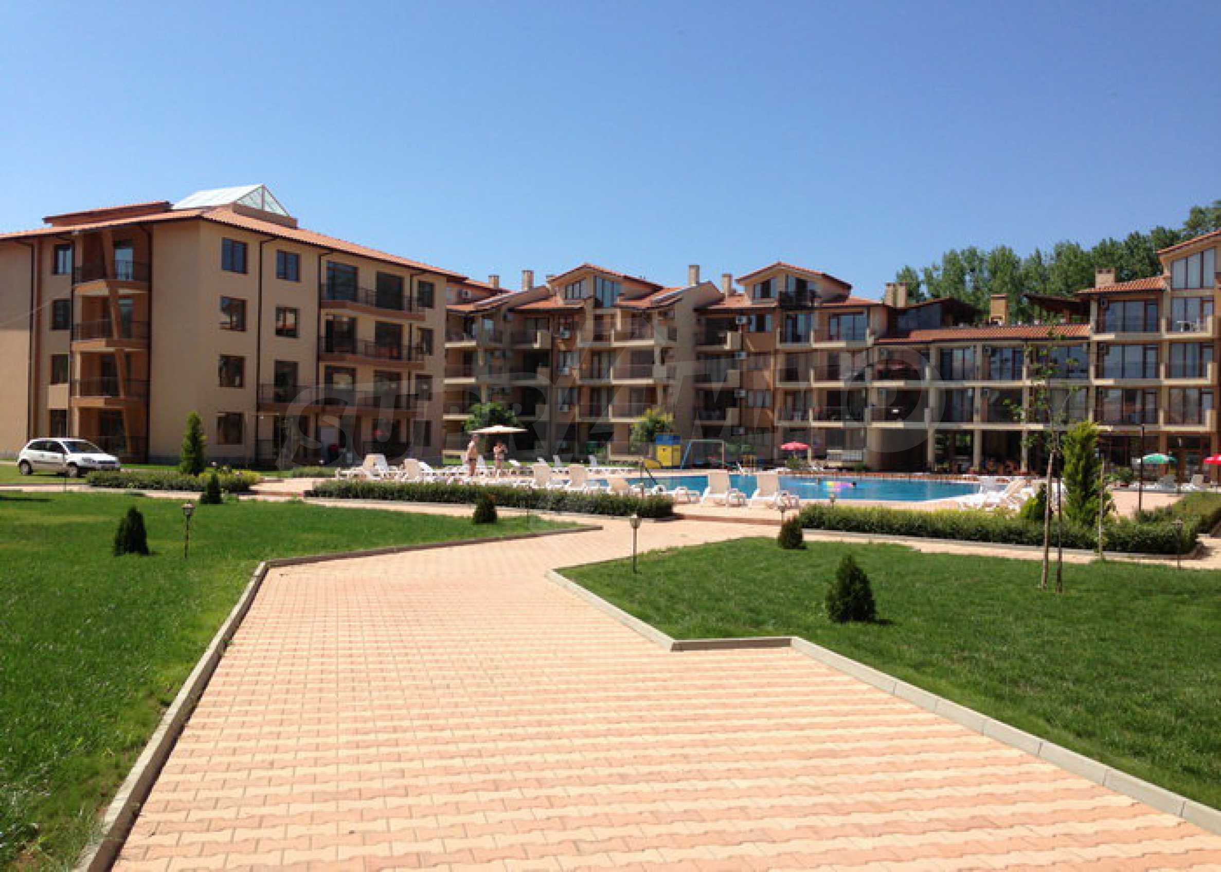 Studios und Apartments im Nestinarka-Komplex in Tsarevo 43