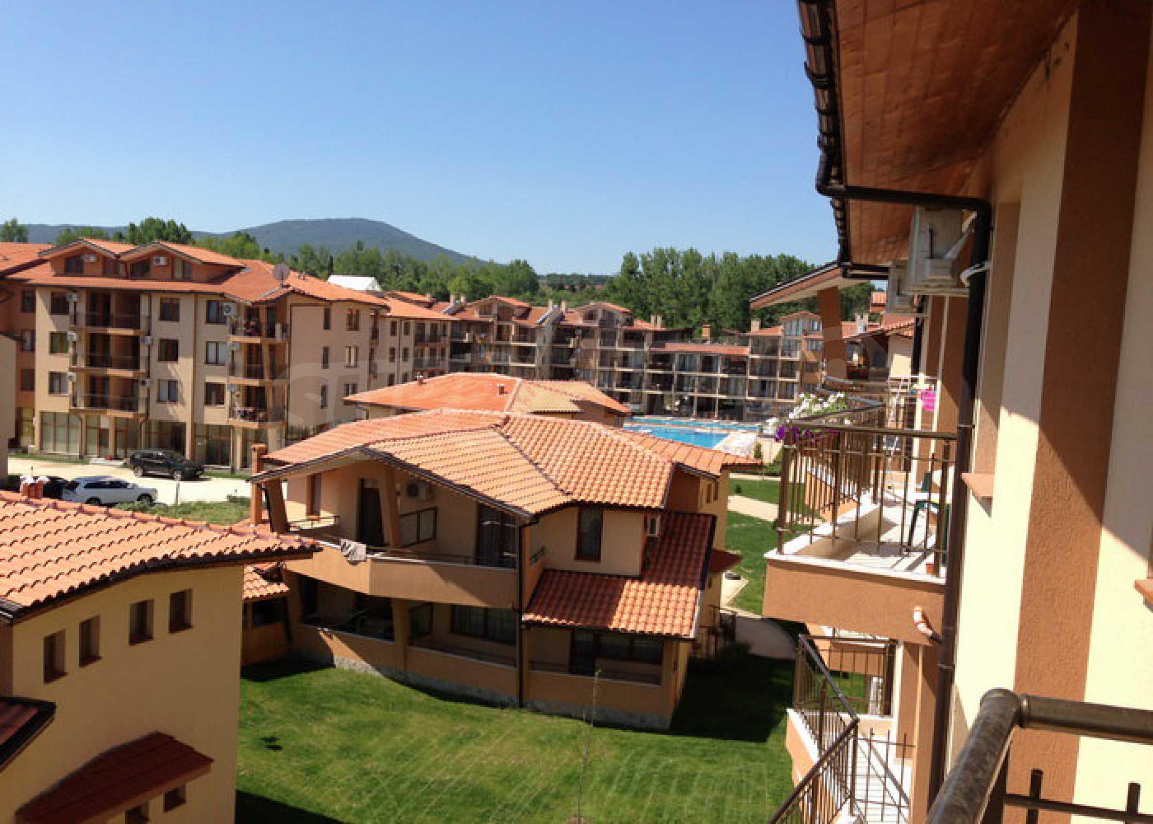Studios und Apartments im Nestinarka-Komplex in Tsarevo 7