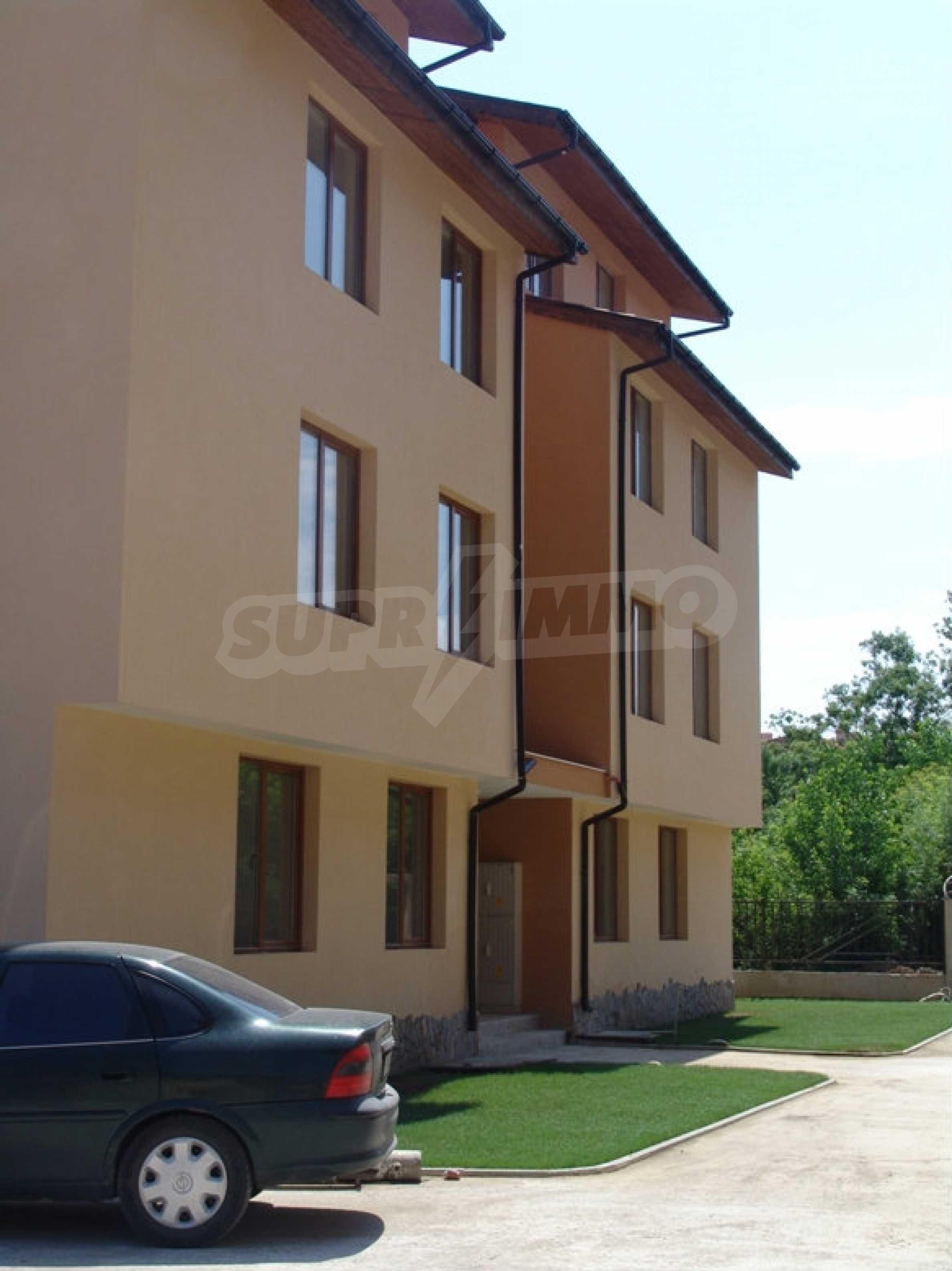 Studios und Apartments im Nestinarka-Komplex in Tsarevo 8