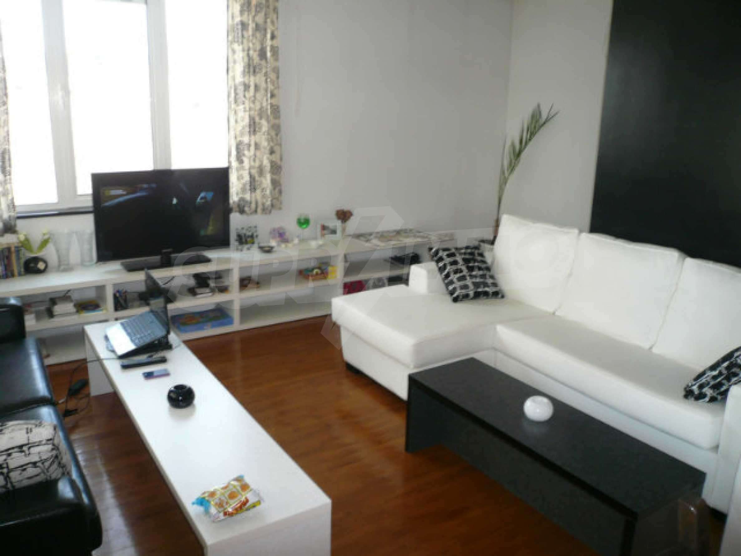Cozy two-bedroom flat for sale in the center of Vidin