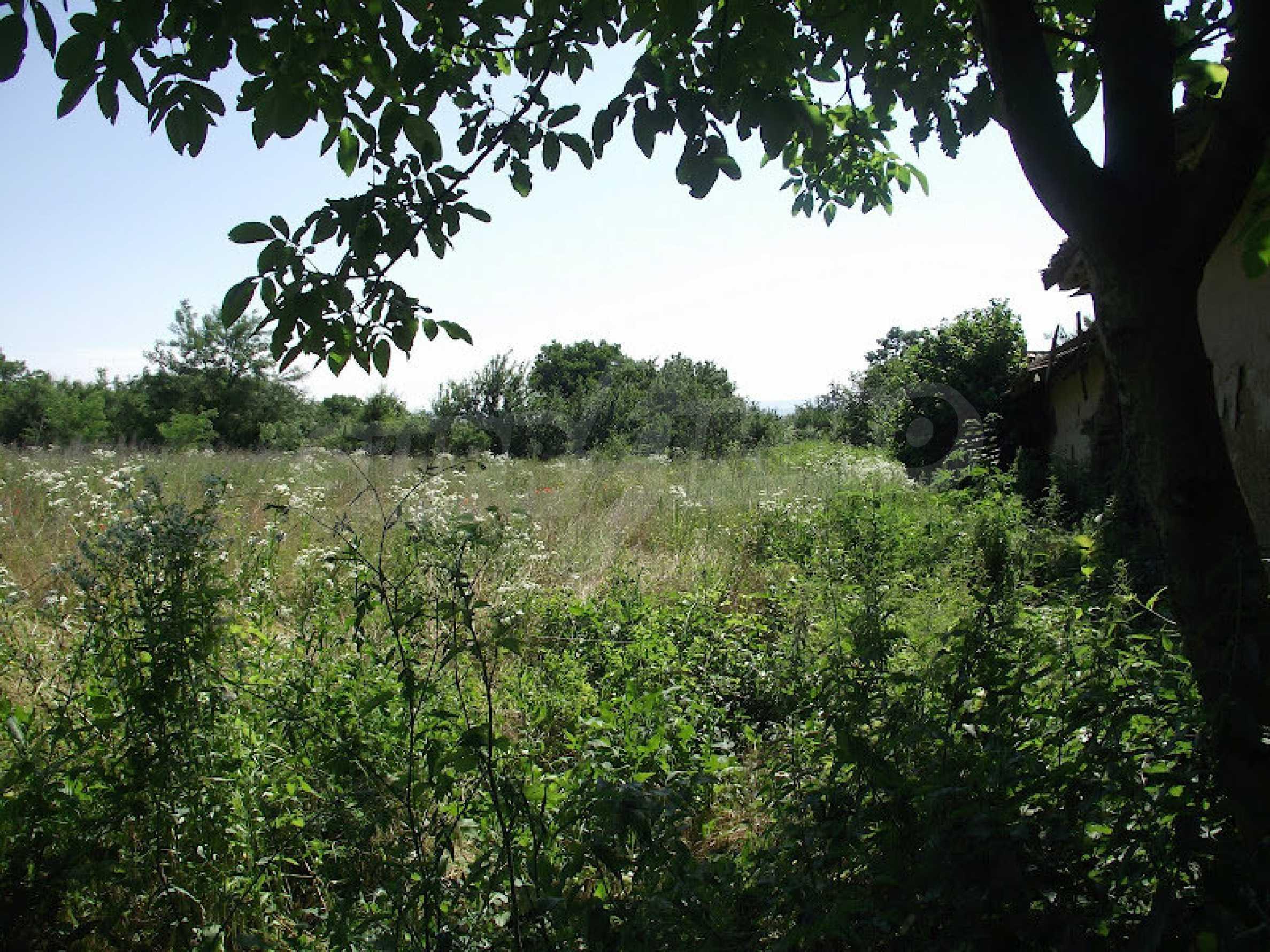 Zwei Immobilien in einem Dorf in der Nähe von Popovo 11